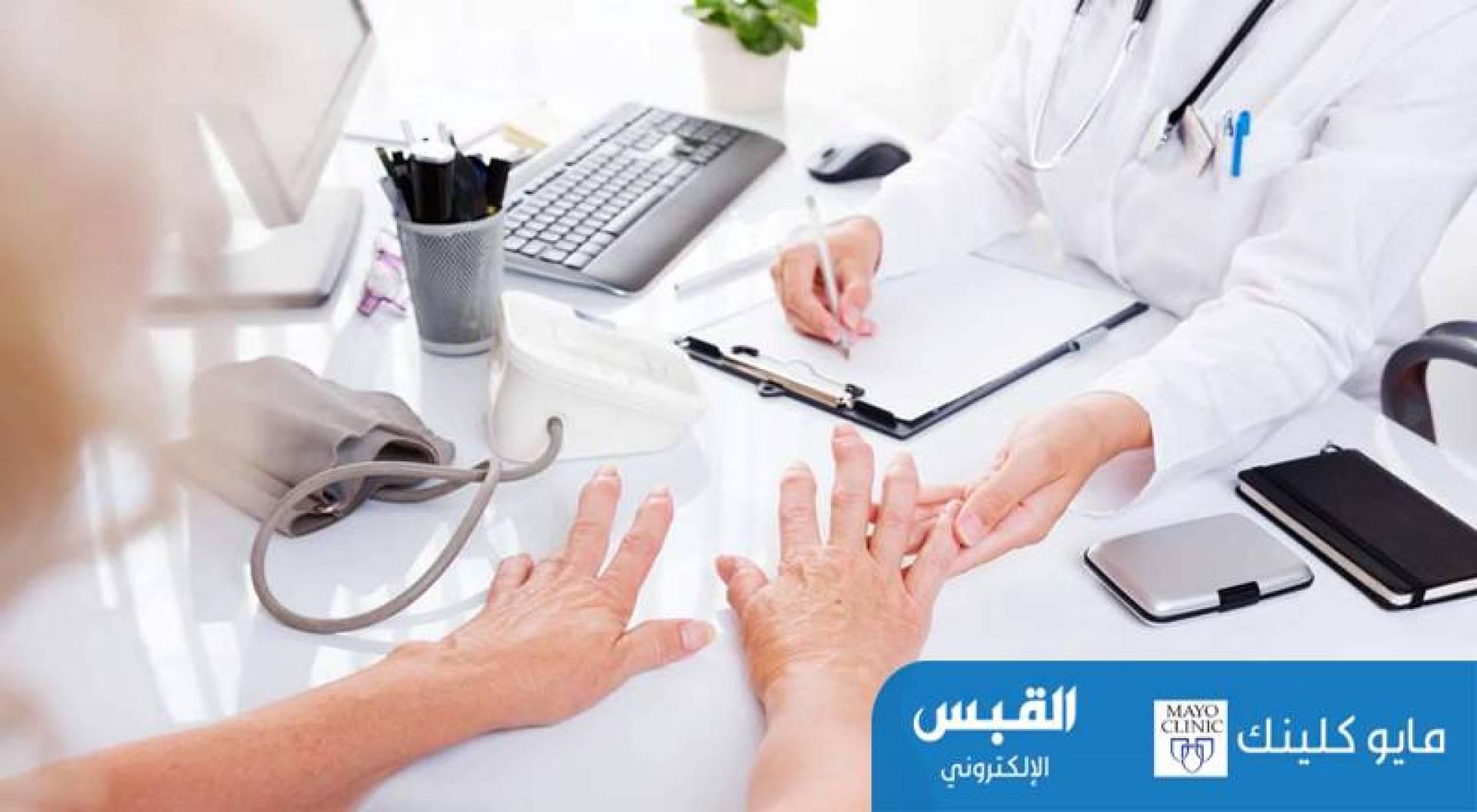 5 نصائح للتعامل مع التهاب المفاصل الروماتويدي
