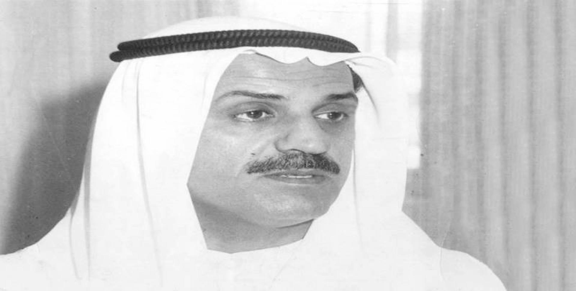 بدر مشاري الحميضي المدير العام للصندوق الكويتي.. أرشيفية
