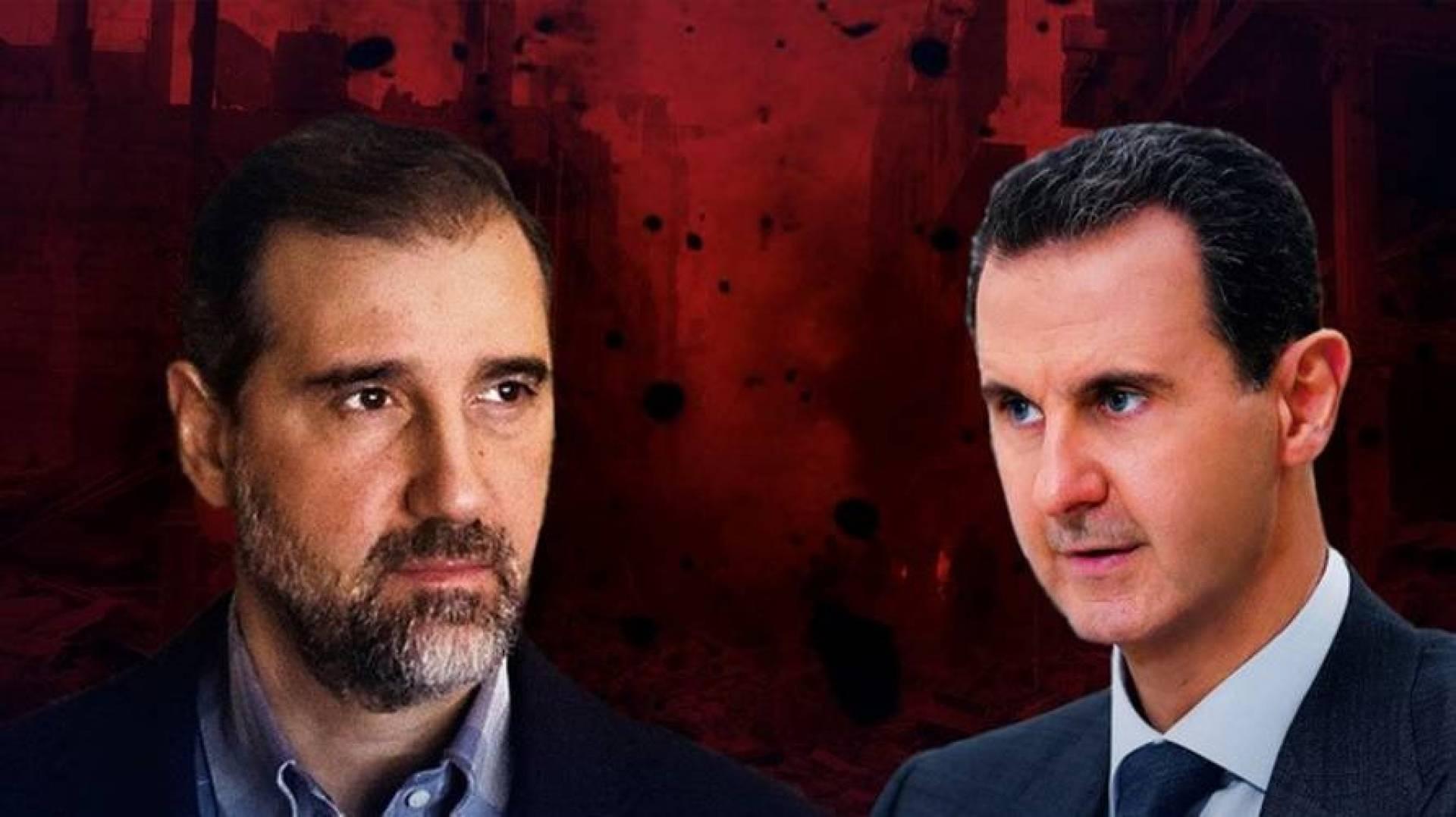 النظام السوري يمنع رامي مخلوف من السفر
