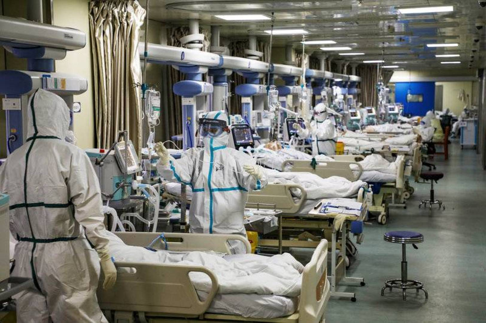 دراسة: مرضى كورونا يصبحون غير ناقلين للعدوى بعد اليوم الـ11 للإصابة