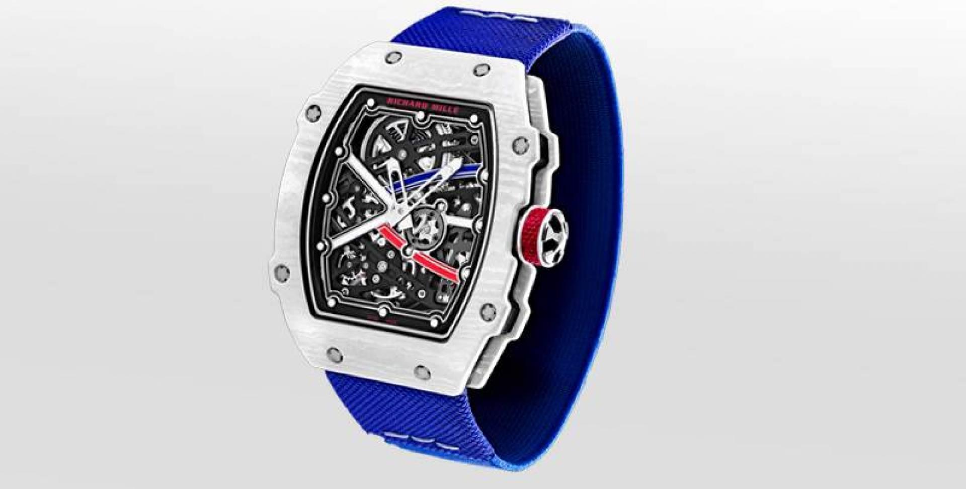 بيع ساعة Richard Mille بـ 68 ألف دينار