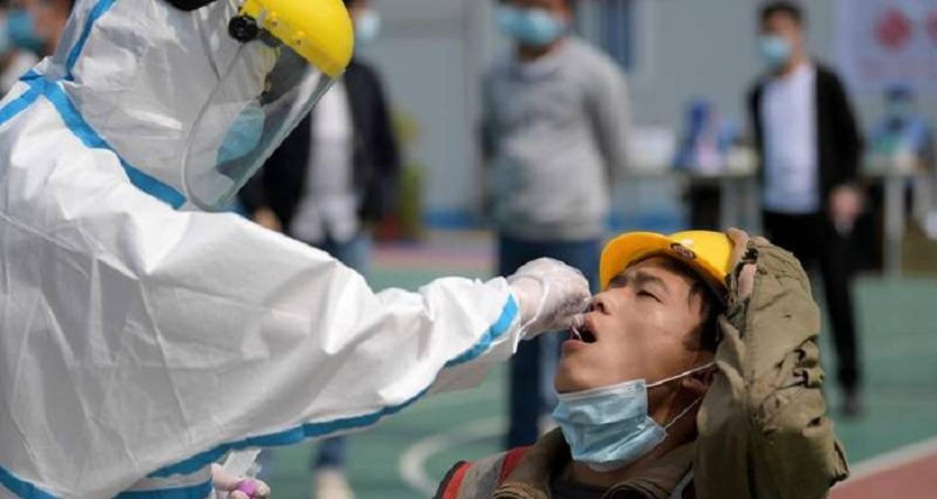 ووهان الصينية: أجرينا 1470950 اختبارا لكورونا أمس