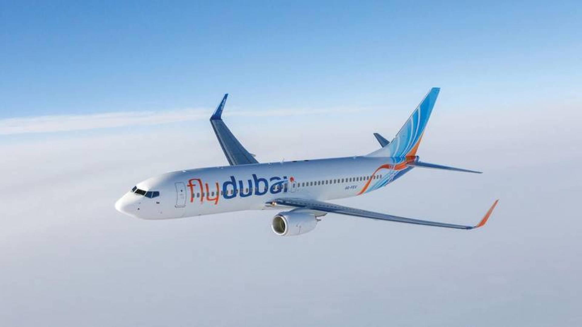 فلاي دبي تتيح حجز الرحلات المنتظمة اعتباراً من 5 يونيو