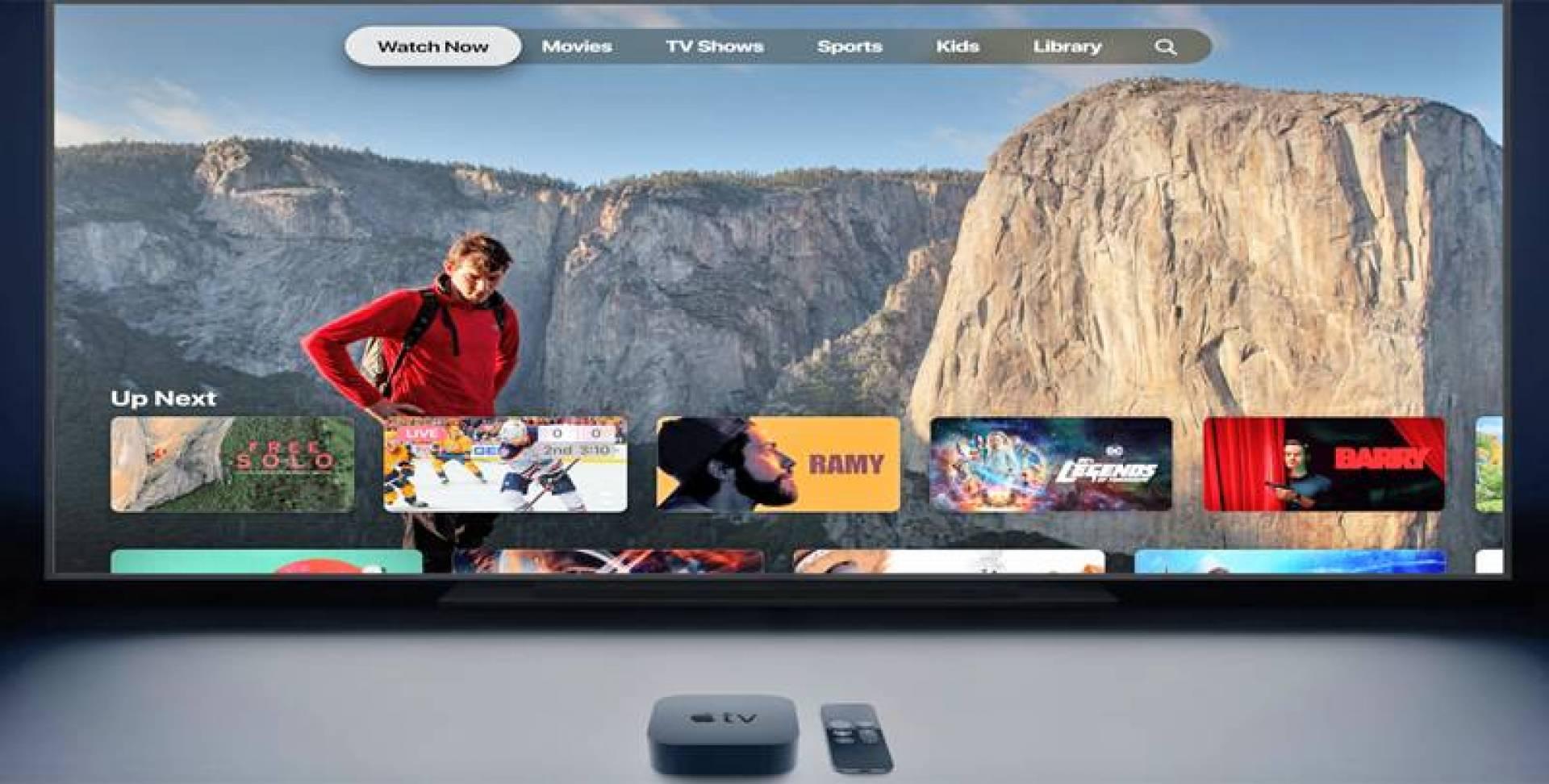 «أبل» تشتري أفلاماً وعروضاً قديمة لتعزيز Apple TV +