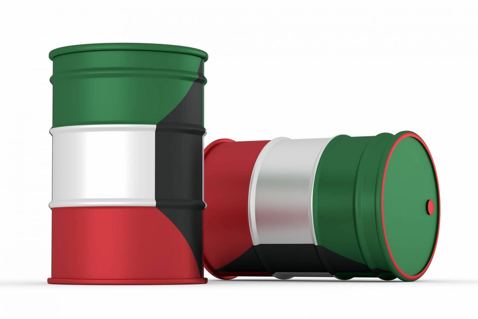 النفط الكويتي يرتفع 1.27 دولار.. ليتجاوز 28 دولاراً للبرميل