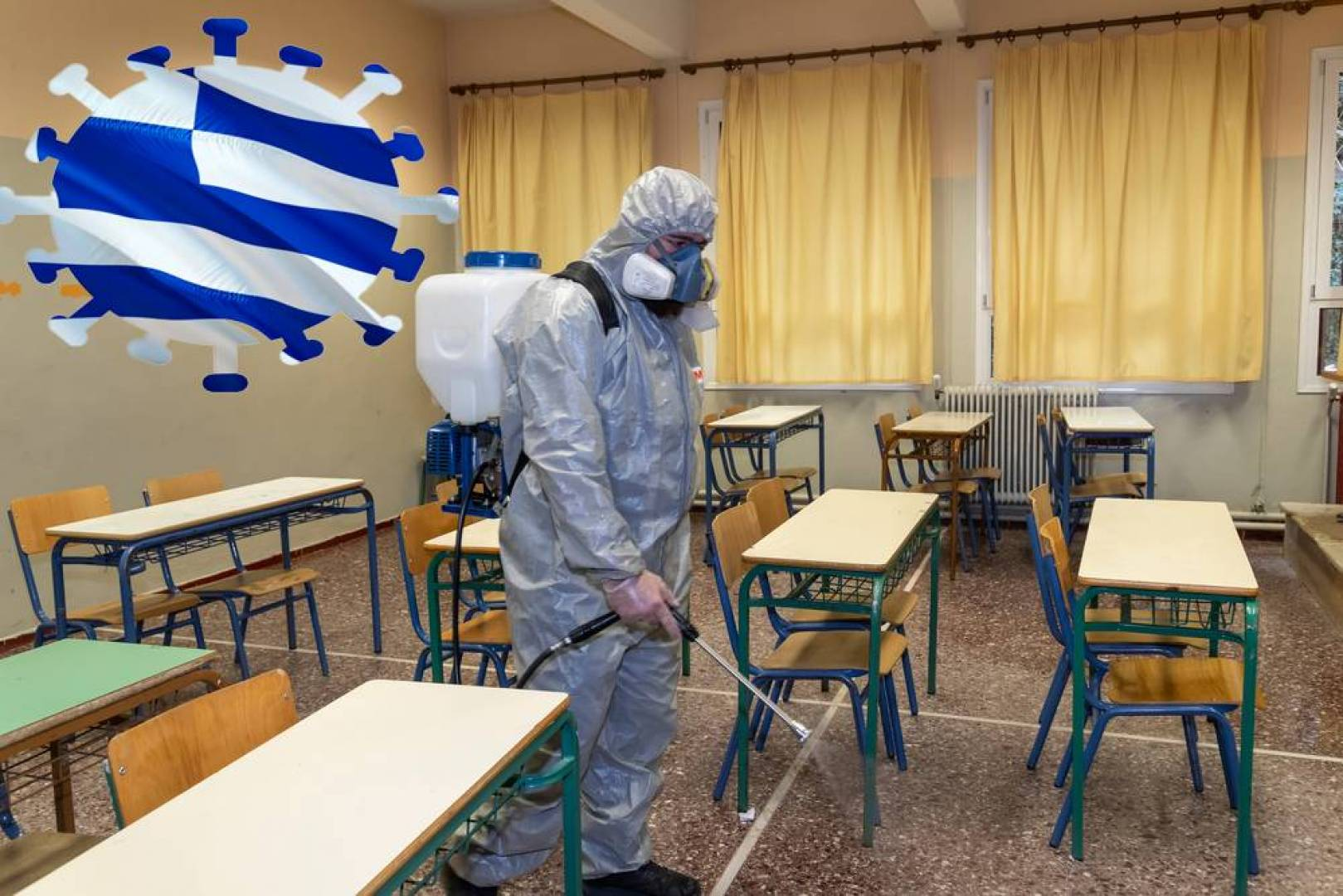 اليونان تعلن عودة جميع المدارس للعمل.. الإثنين المقبل
