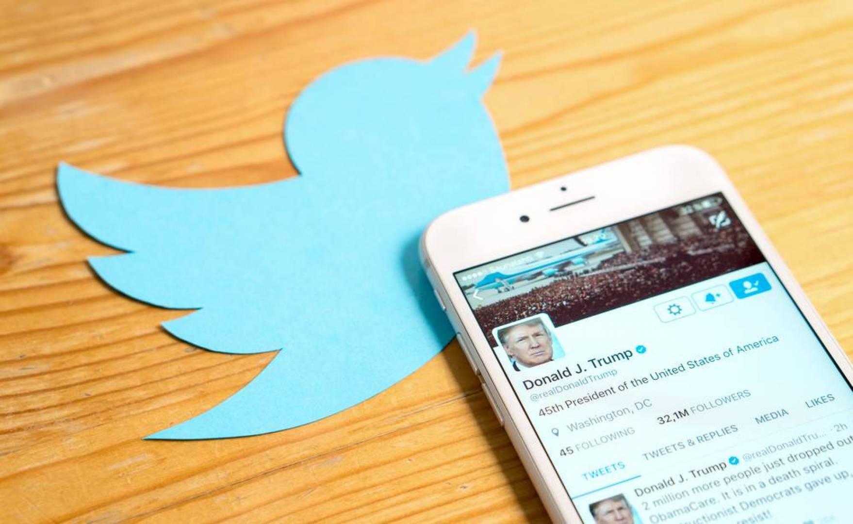 تويتر يخلي مسؤوليته عن تغريدة لترامب.. ويتهمه «بتمجيد العنف»