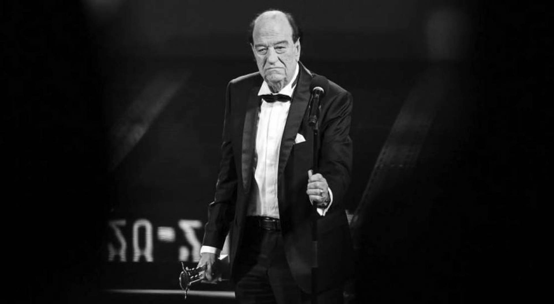 وفاة الفنان الكبير حسن حسني عن عمر ناهز 89 عاماً إثر أزمة قلبية مفاجئة