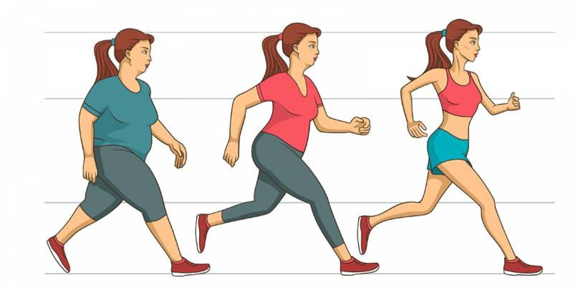 5 خطوات لخسارة الوزن المكتسب خلال «الحجر»