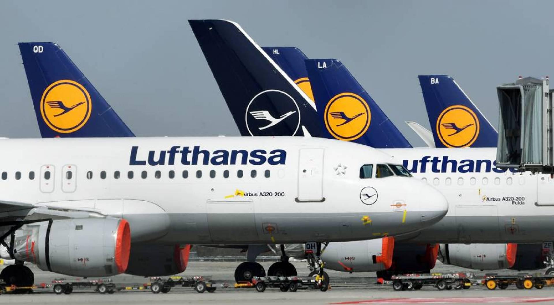 «لوفتهانزا» والحكومة الألمانية تتفقان على خطة إنقاذ بتسعة مليارات يورو