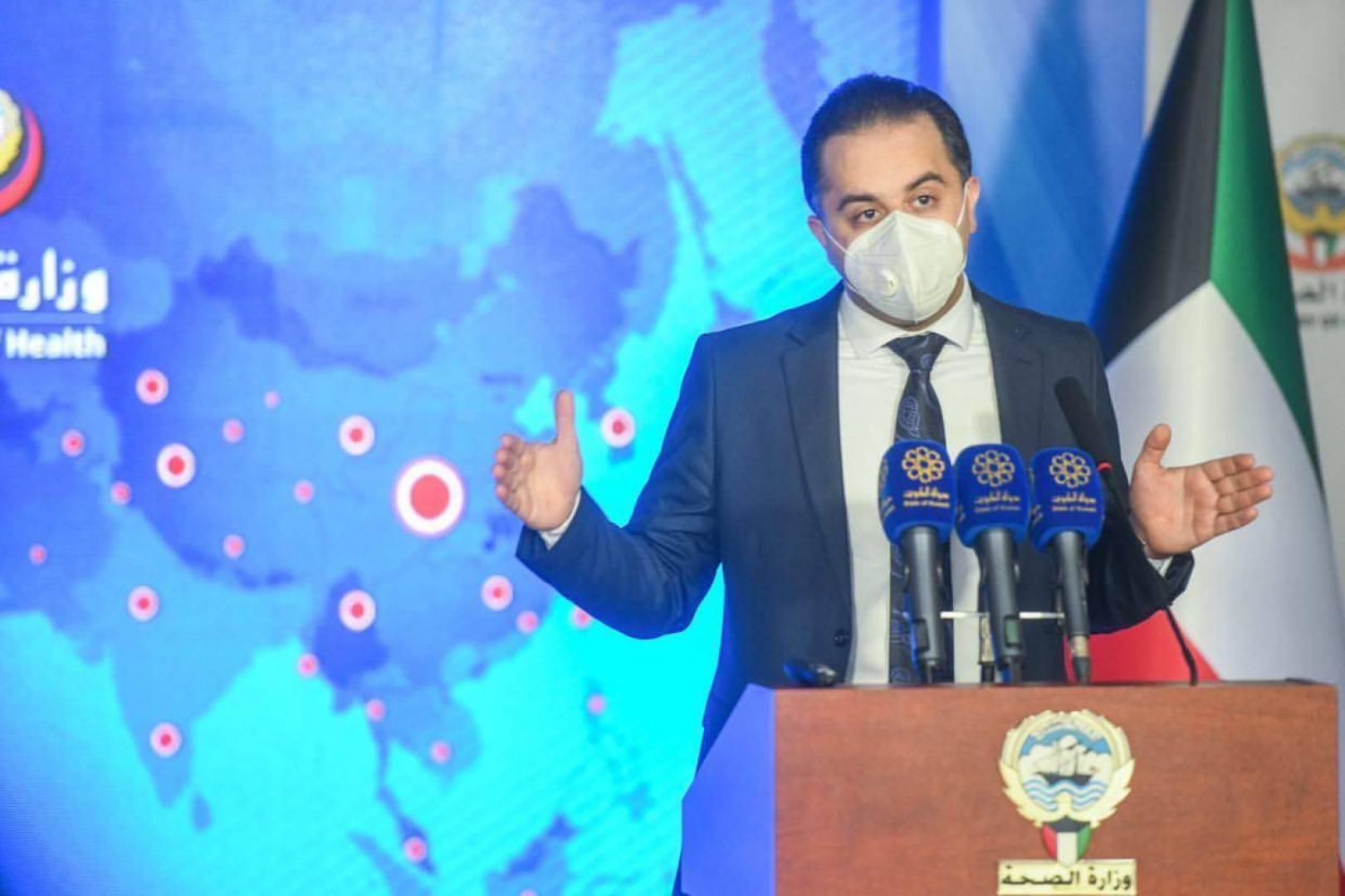 «الصحة»: 3 وفيات.. و692 حالة إصابة جديدة بفيروس كورونا