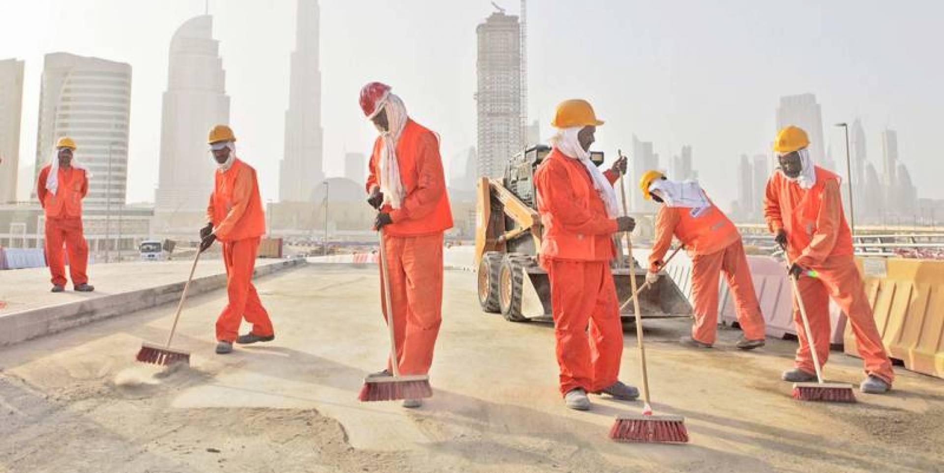 أخبار سيئة للاقتصاد في دبي بمغادرة الوافدين