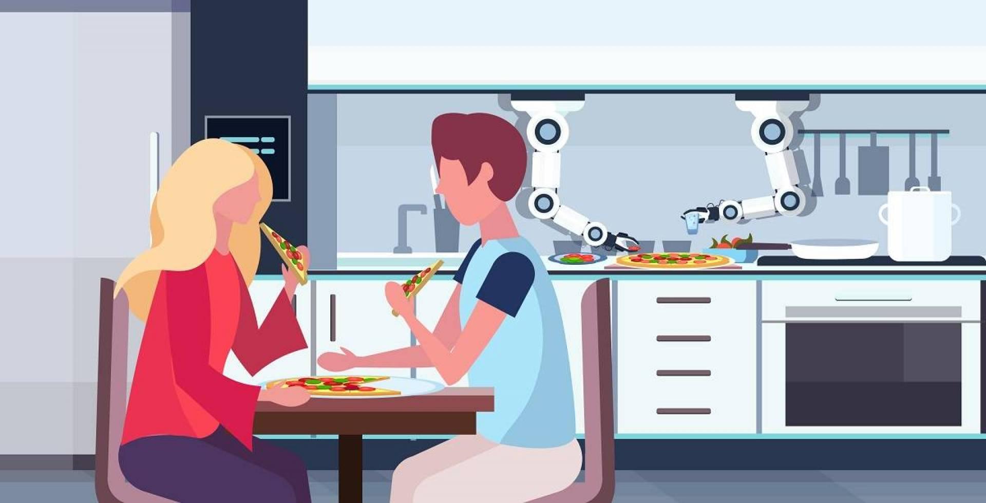 «بلومبيرغ»: «كورونا» منح الروبوتات دوراً أكبر في المطاعم والمزارع