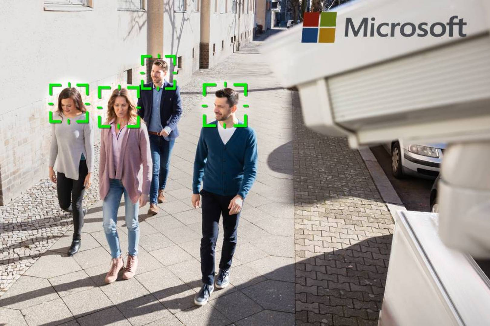 «مايكروسوفت» ترفض منح الشرطة الأميركية تقنيتها للتعرف على الوجوه.. بدون قانون