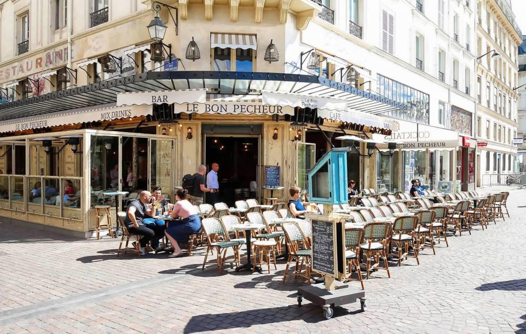 أكبر المطاعم الفرنسية تطلق مبادرة لدعوة الطواقم الطبية لتناول الطعام