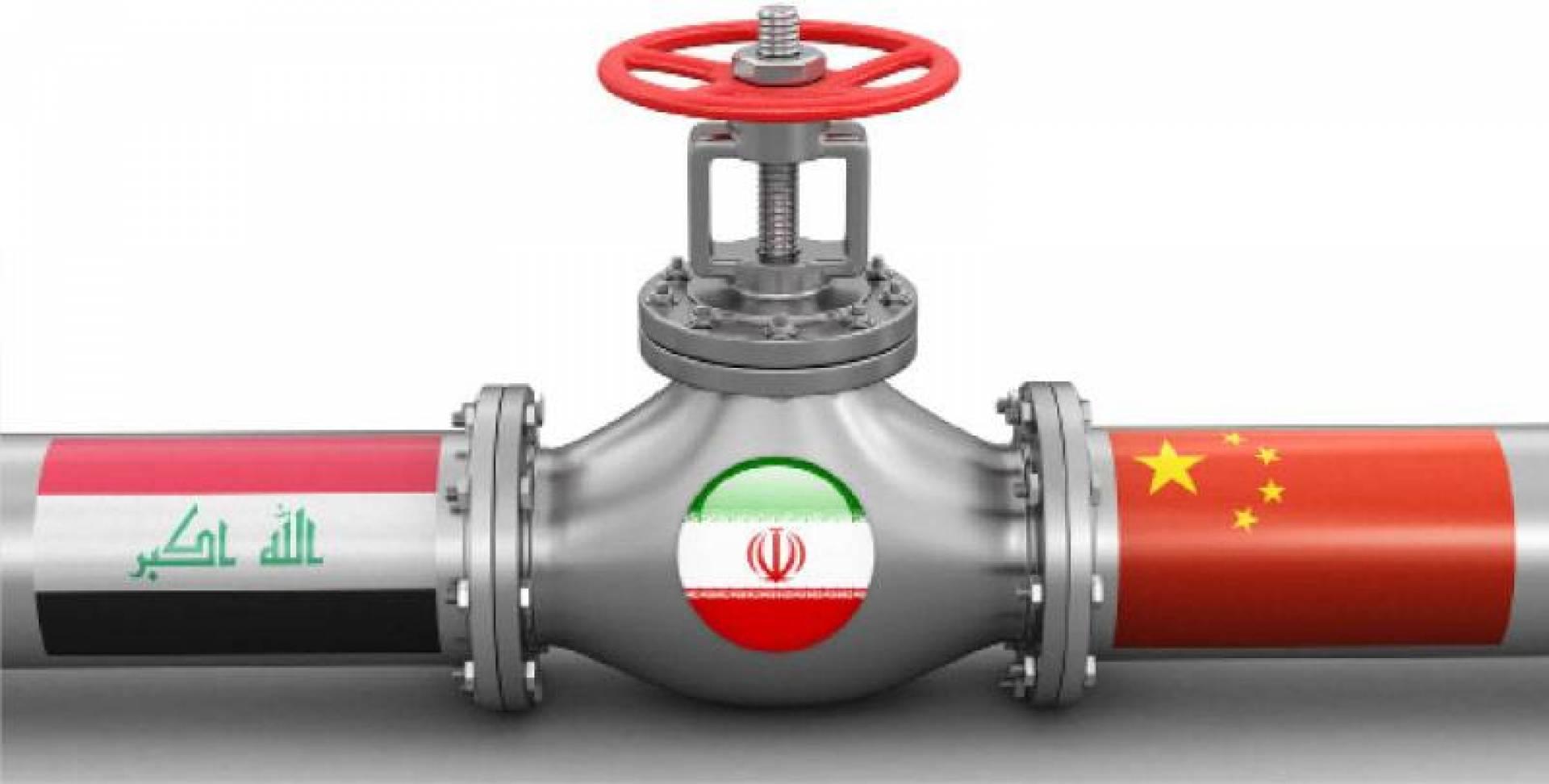 الصين تخطط للسيطرة على نفط العراق بمباركة إيرانية