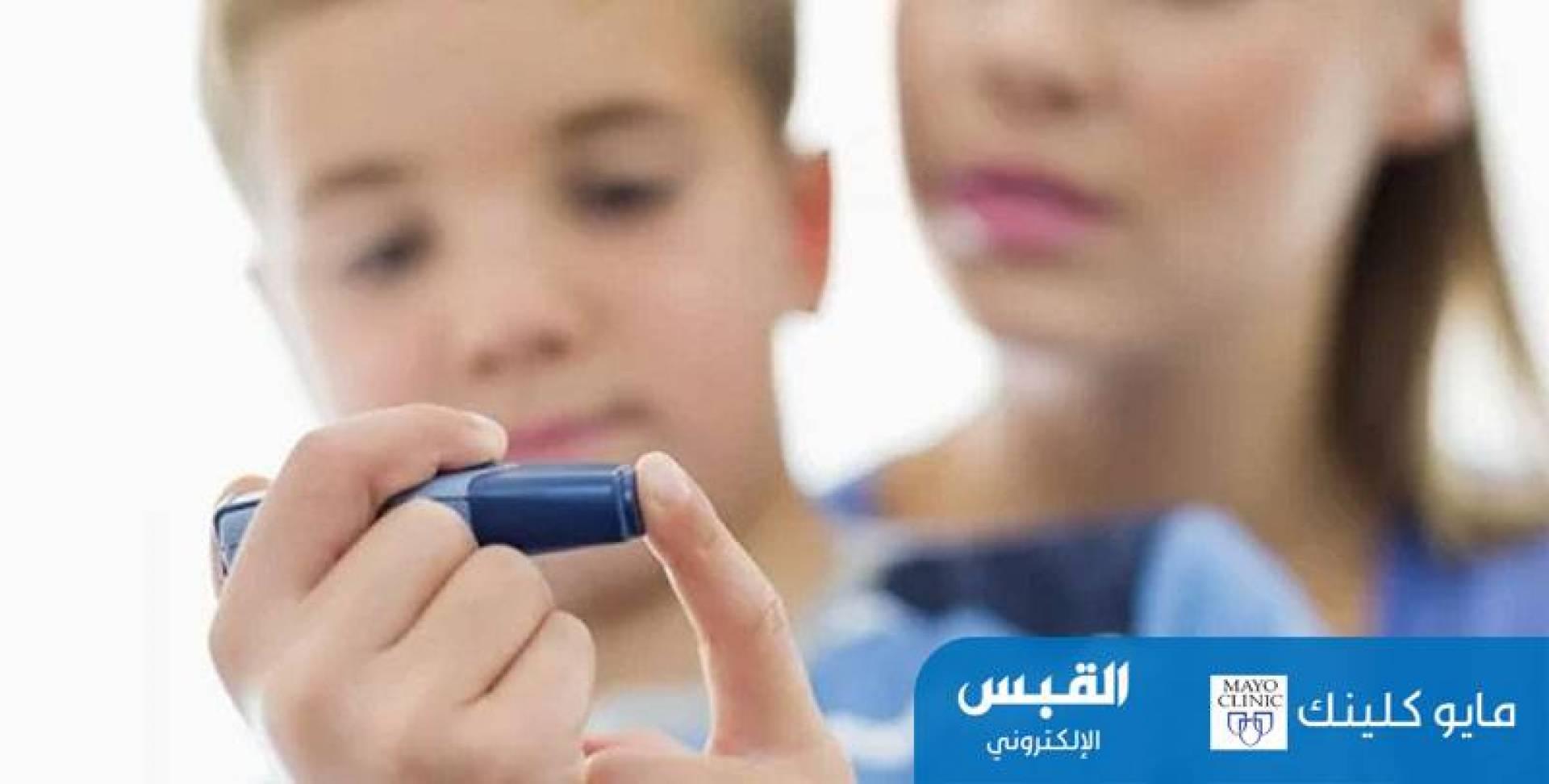4 نصائح لمساعدة الأطفال في الوقاية من الإصابة بالسكري