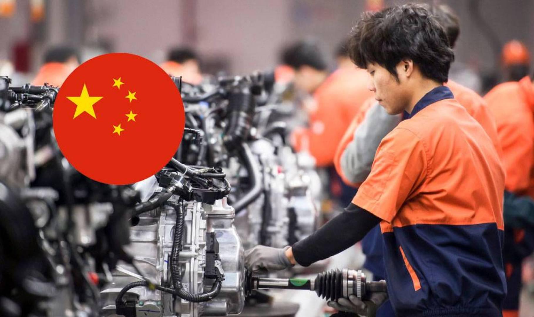 أنشطة المصانع في الصين تنمو بوتيرة أقوى في يونيو