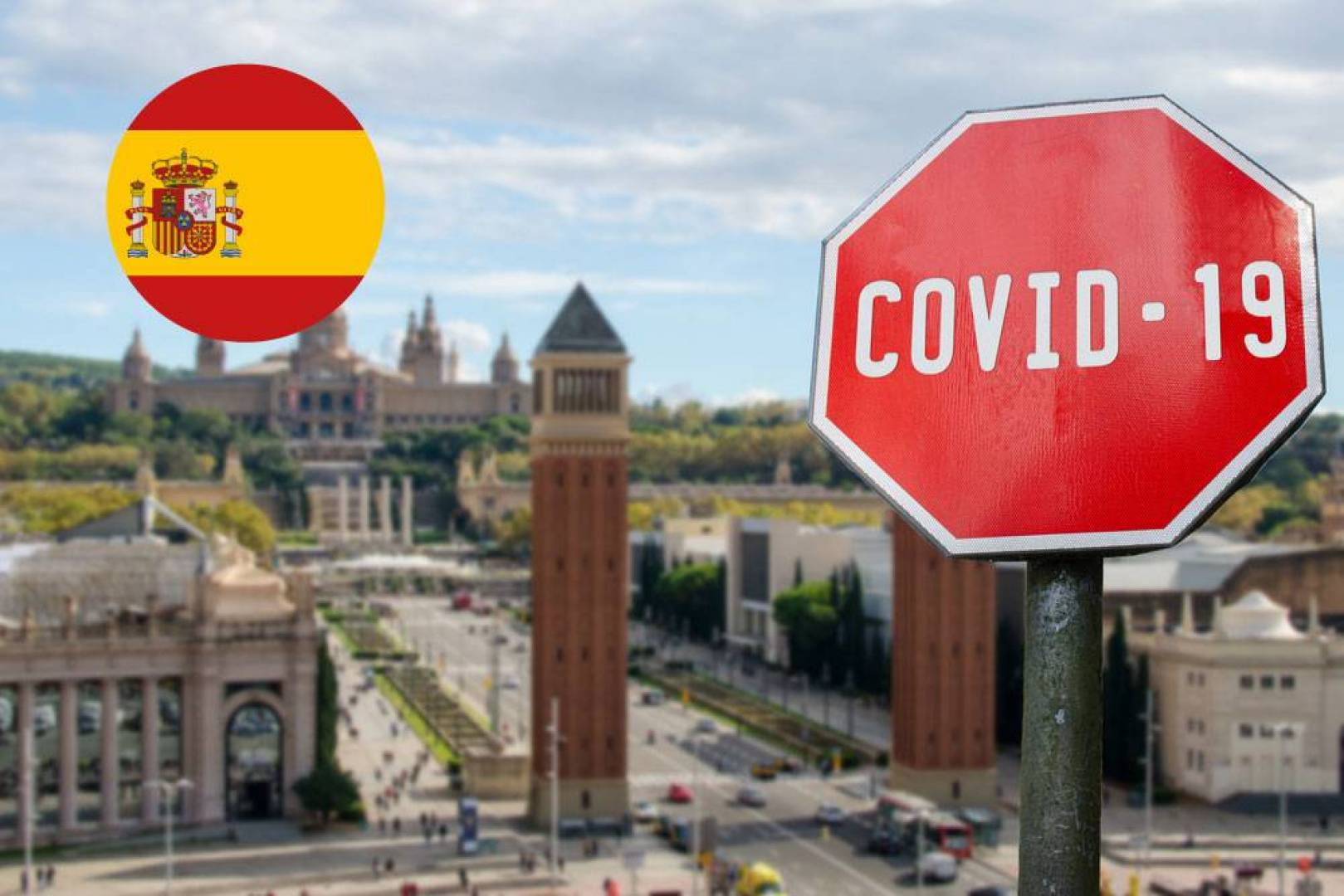 فرض تدابير عزل على نحو 200 ألف شخص في منطقة كاتالونيا الإسبانية
