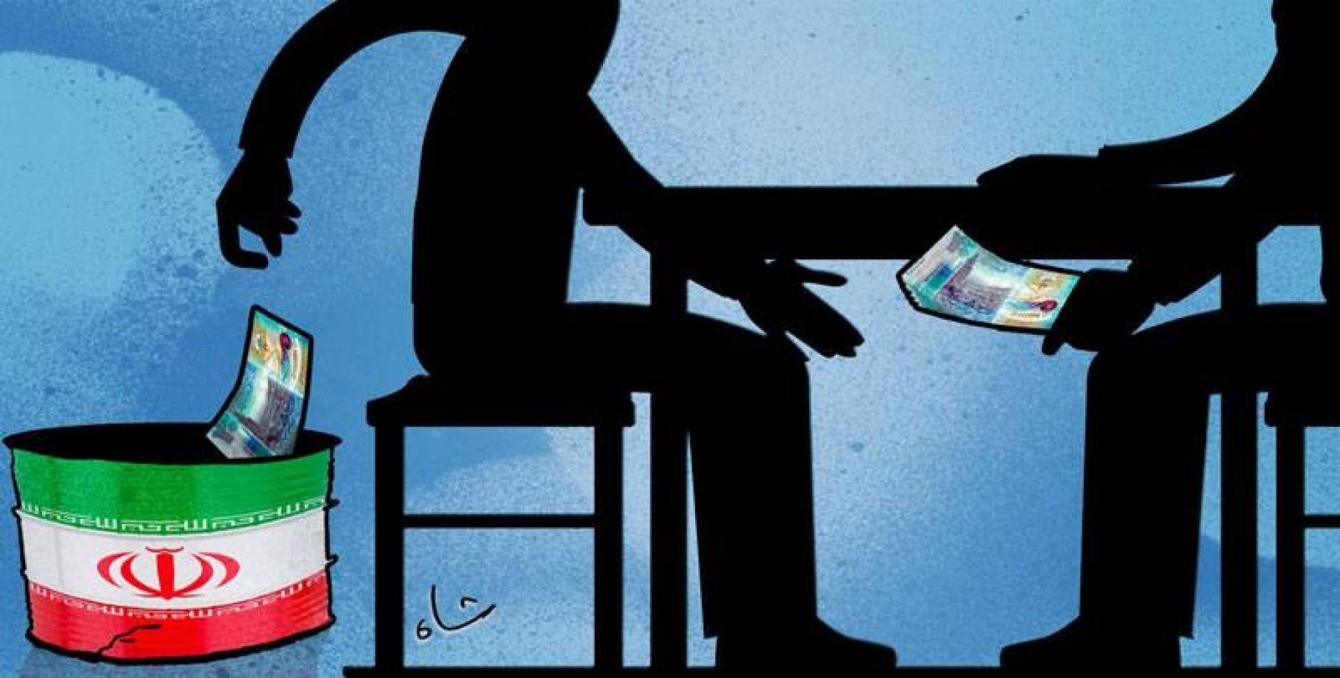 سوق سوداء لتحويل أموال «الأسمنت الإيراني»