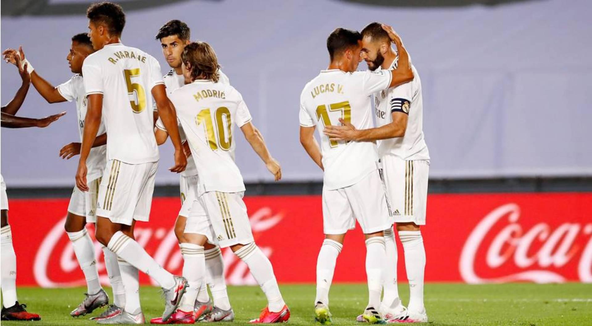 ريال مدريد يخطو بثبات نحو لقب «الليغا»
