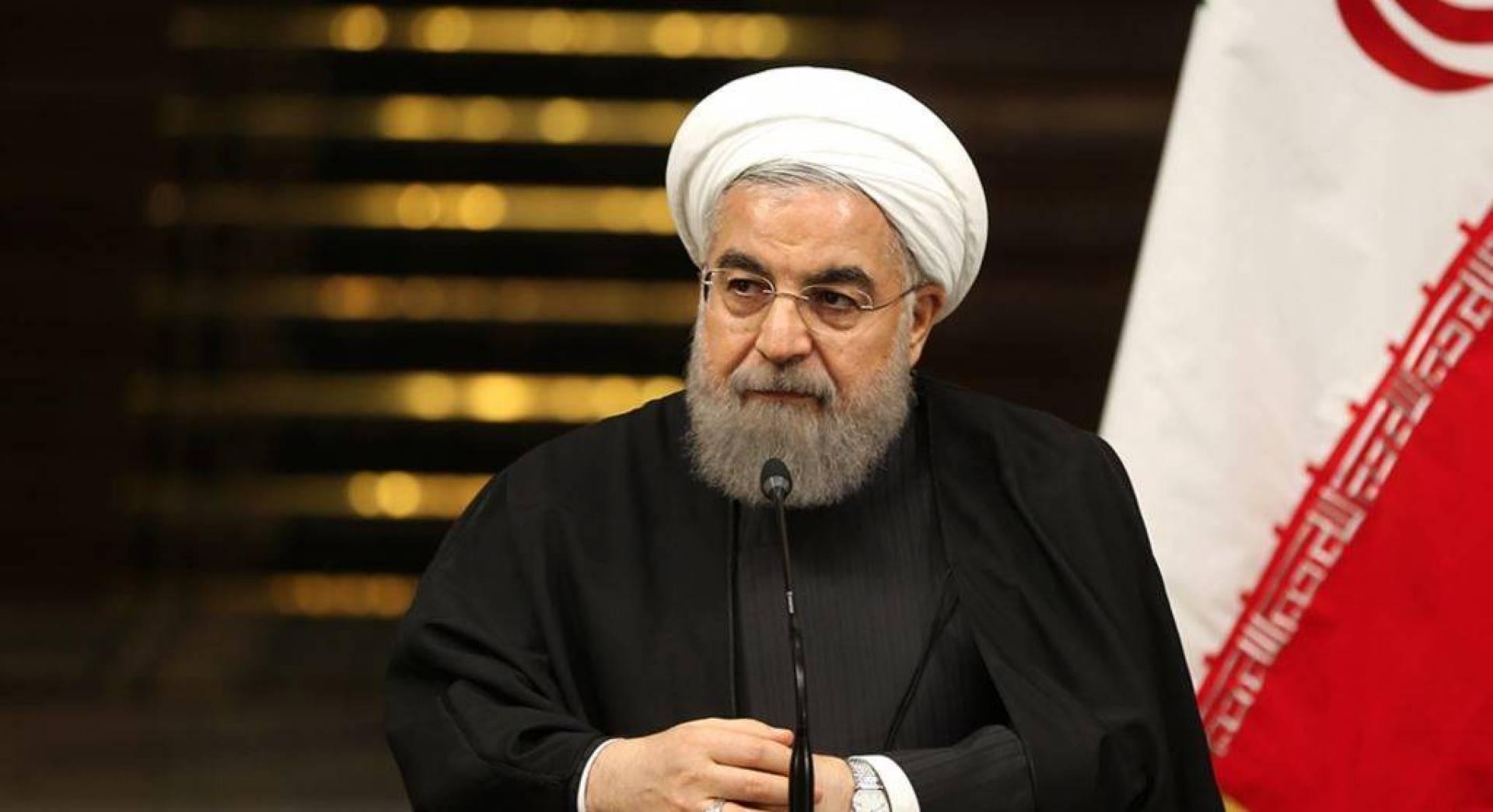 روحاني: إيران غير قادرة على وقف النشاطات الاقتصادية للحد من تفشي كورونا