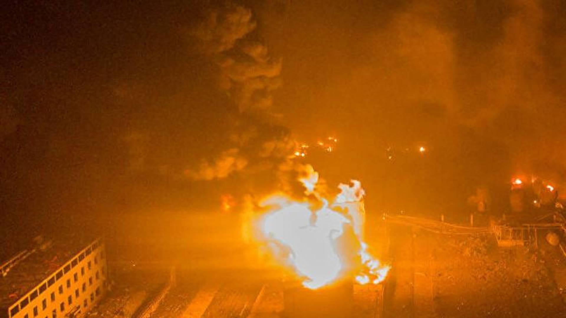وسائل إعلام إيرانية: سماع دوي انفجار غربي العاصمة طهران