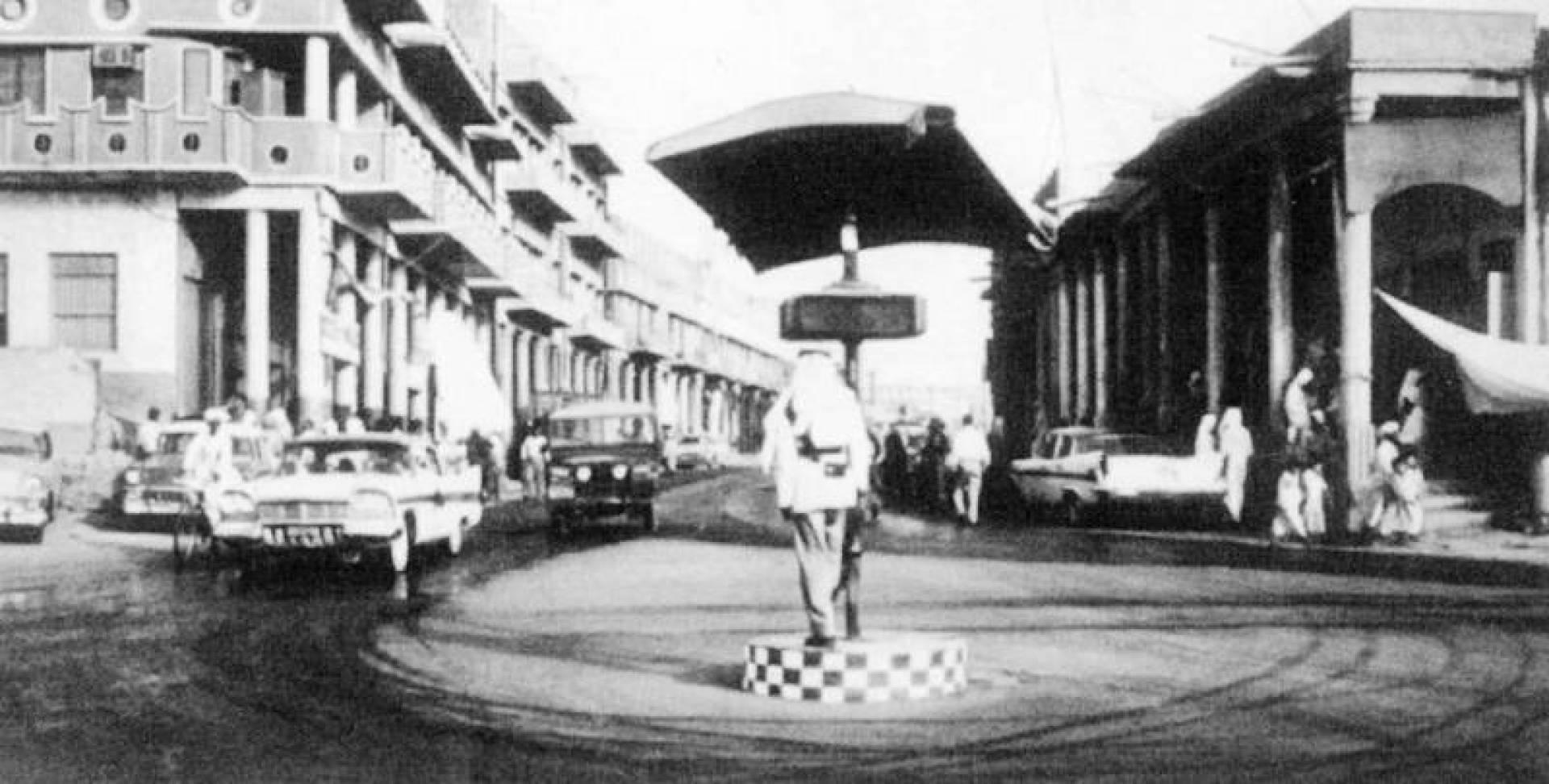 الكويت قديما.. صورة أرشيفية