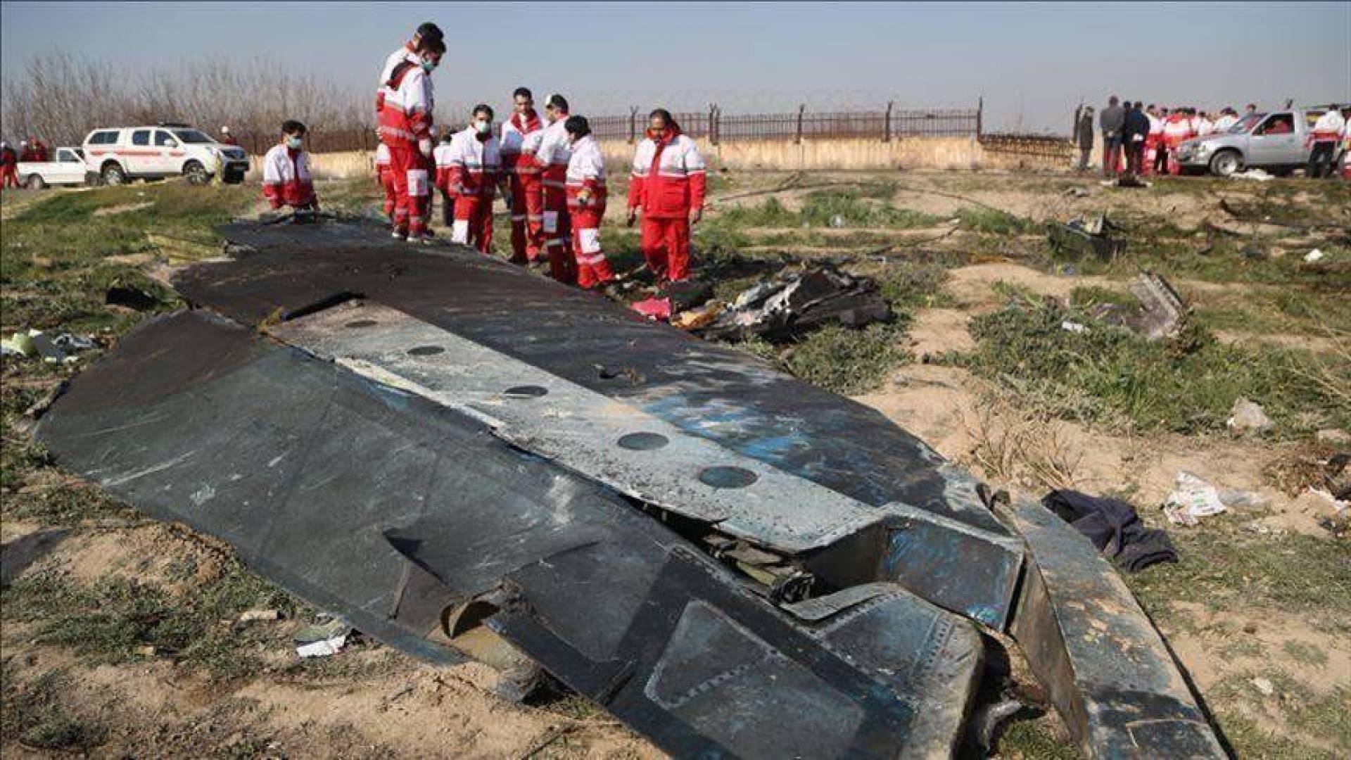 إيران تعلن رسميا سبب سقوط الطائرة الأوكرانية