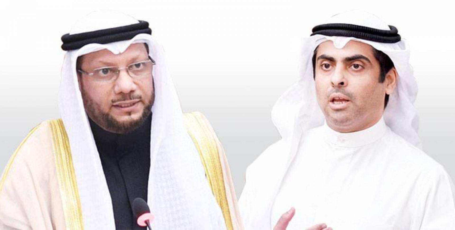 العدساني: على رئيس الحكومة والوزراء تصحيح ما ذكره وزير المالية بتثبيت تصنيف الكويت عند -AA