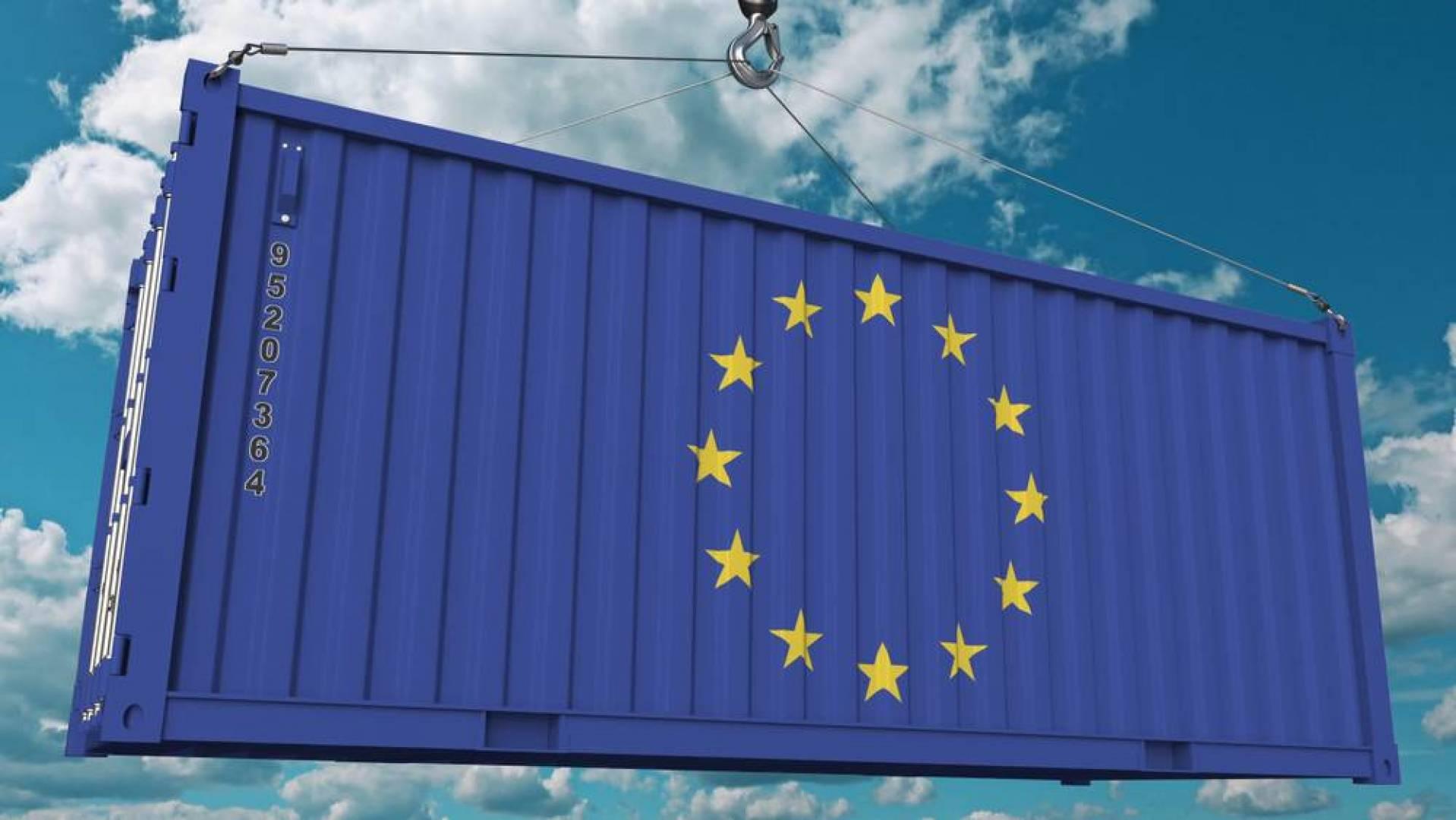 صادرات الاتحاد الأوروبي من يناير حتى مايو.. تهبط 12.9% لتبلغ 767.7 مليار يورو