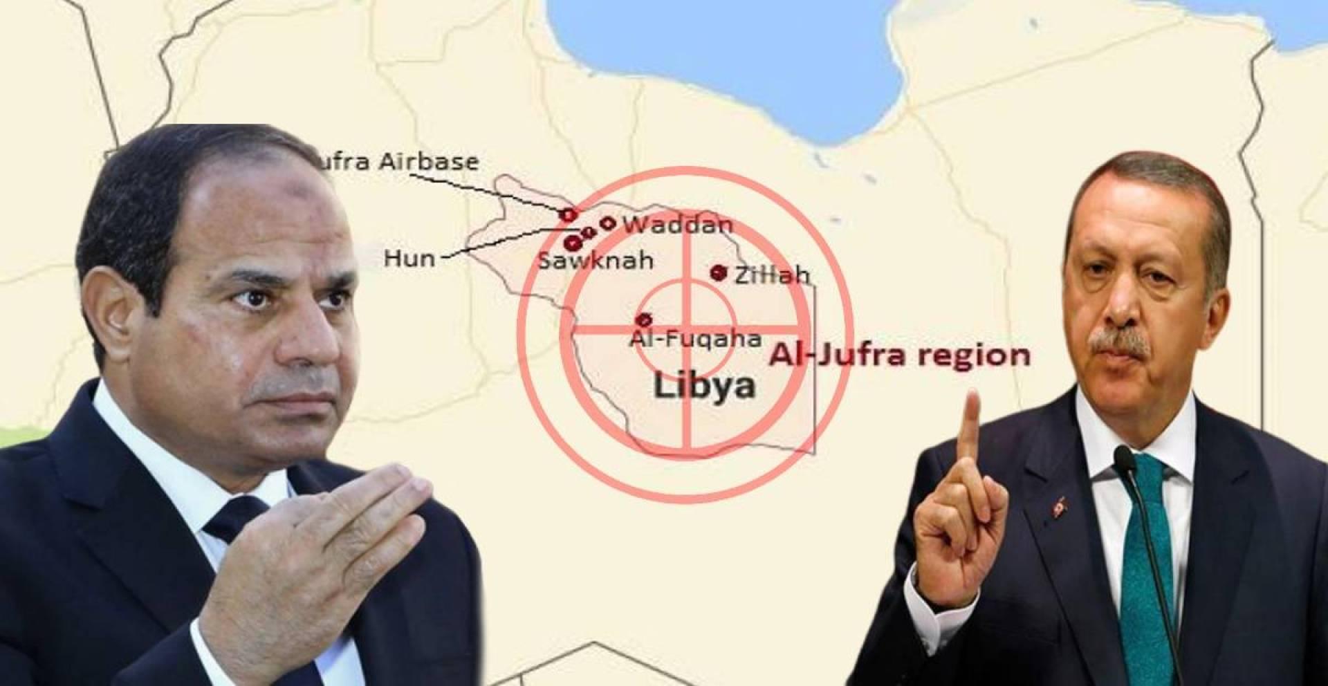 قاعدة الجفرة.. كلمة السر في الصراع على الأراضي الليبية