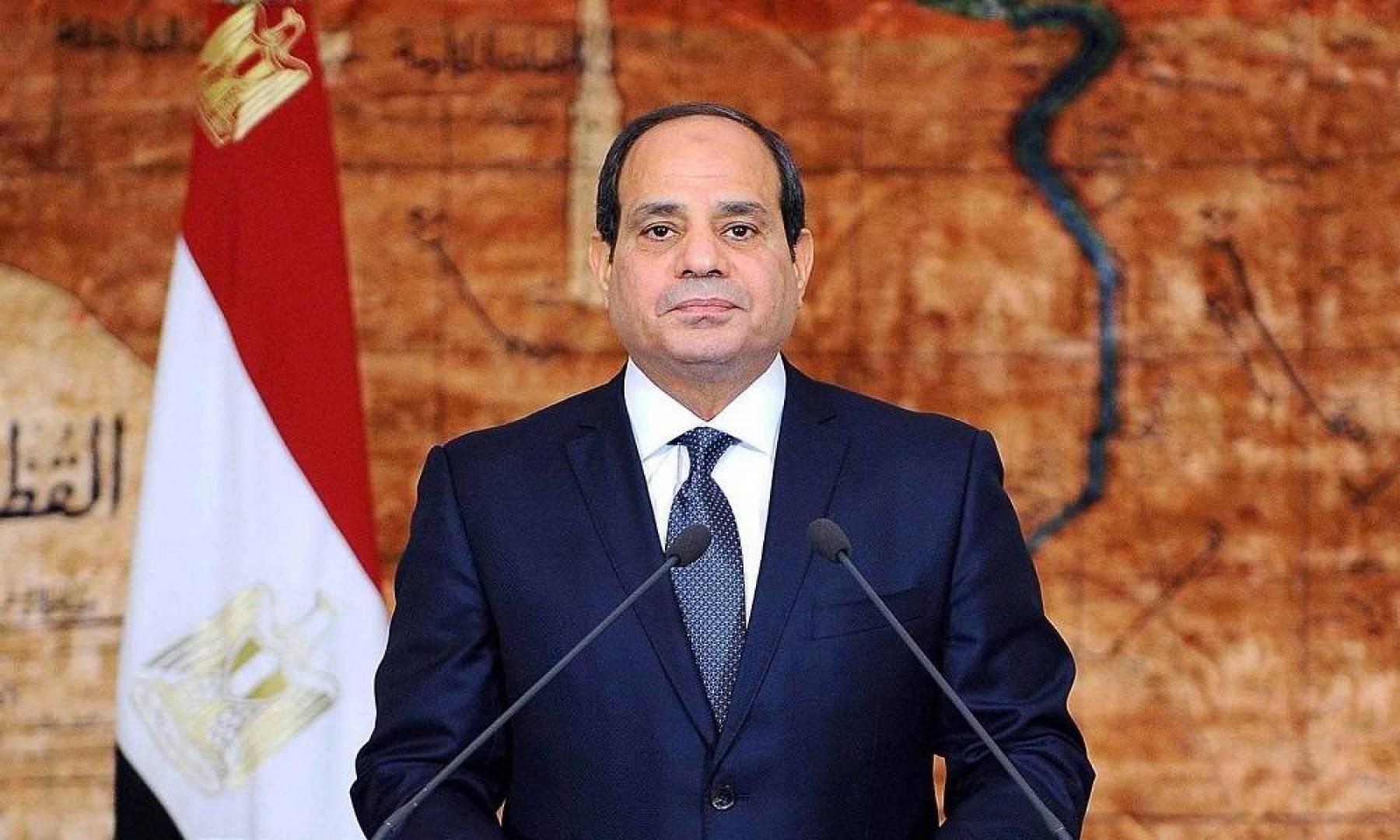السيسي: عقيدة مصر احترام الآخر واتخاذ ما يلزم لحماية حقوقها