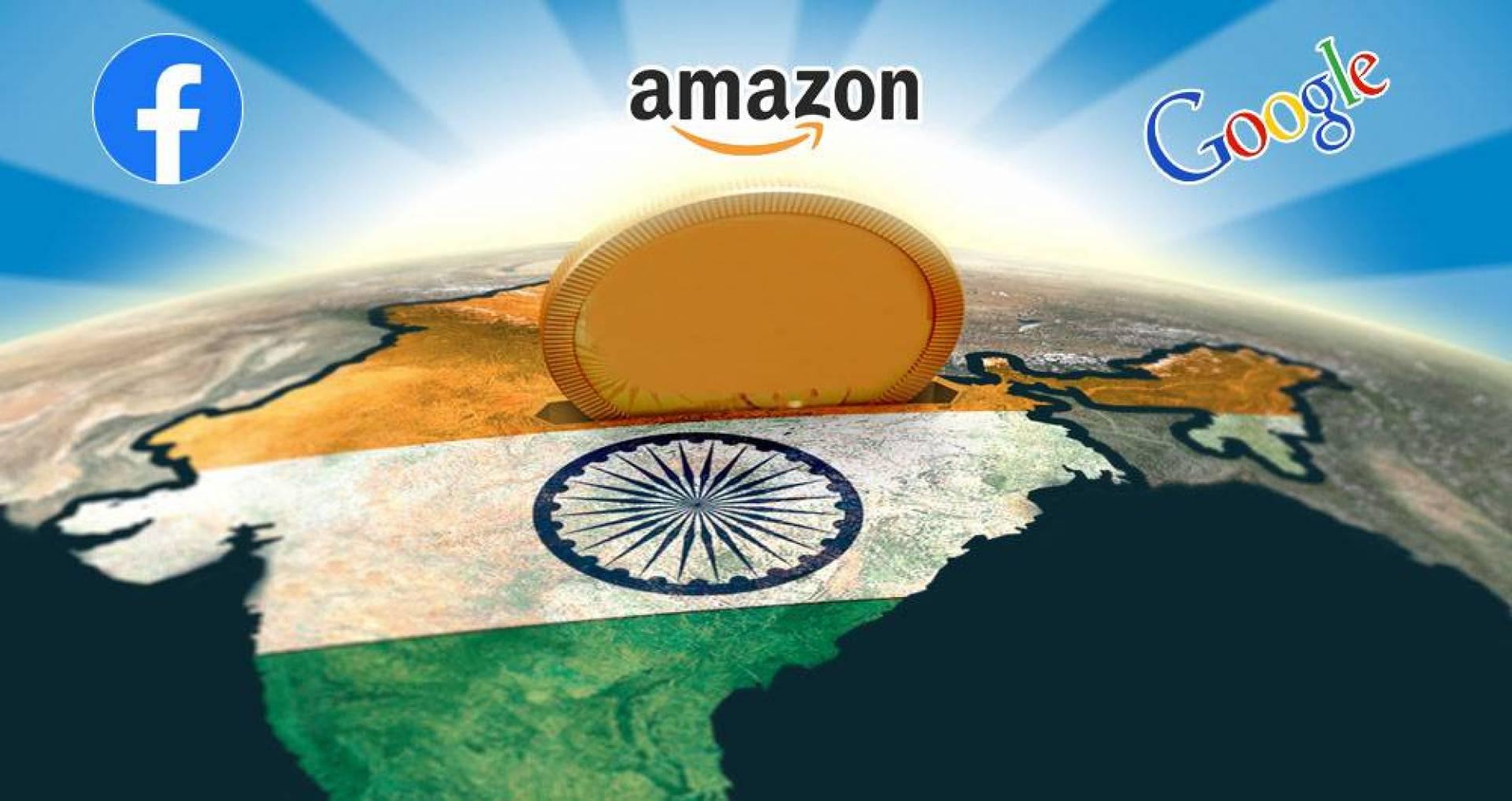 شركات التكنولوجيا الأميركية تستثمر 17 مليار دولار في الهند