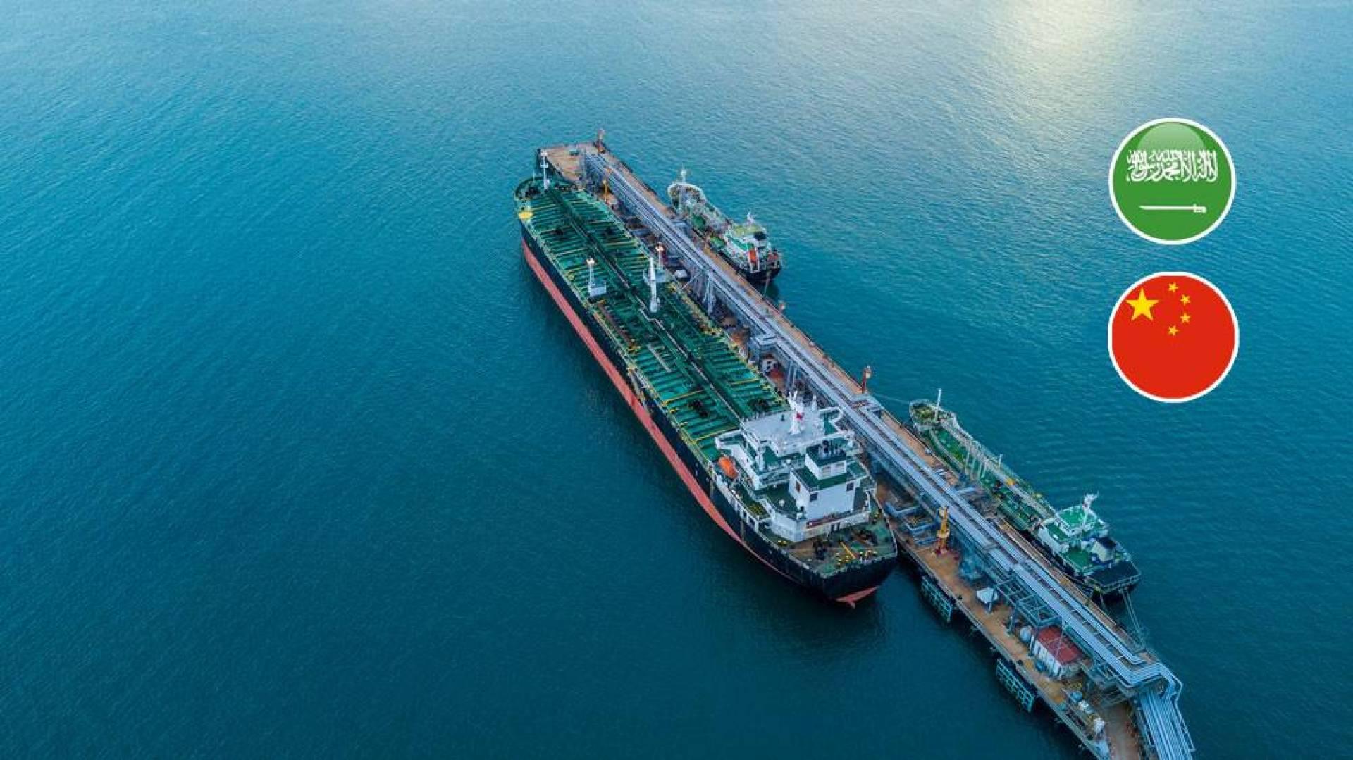 السعودية تتصدر موردي النفط للصين في يونيو الماضي