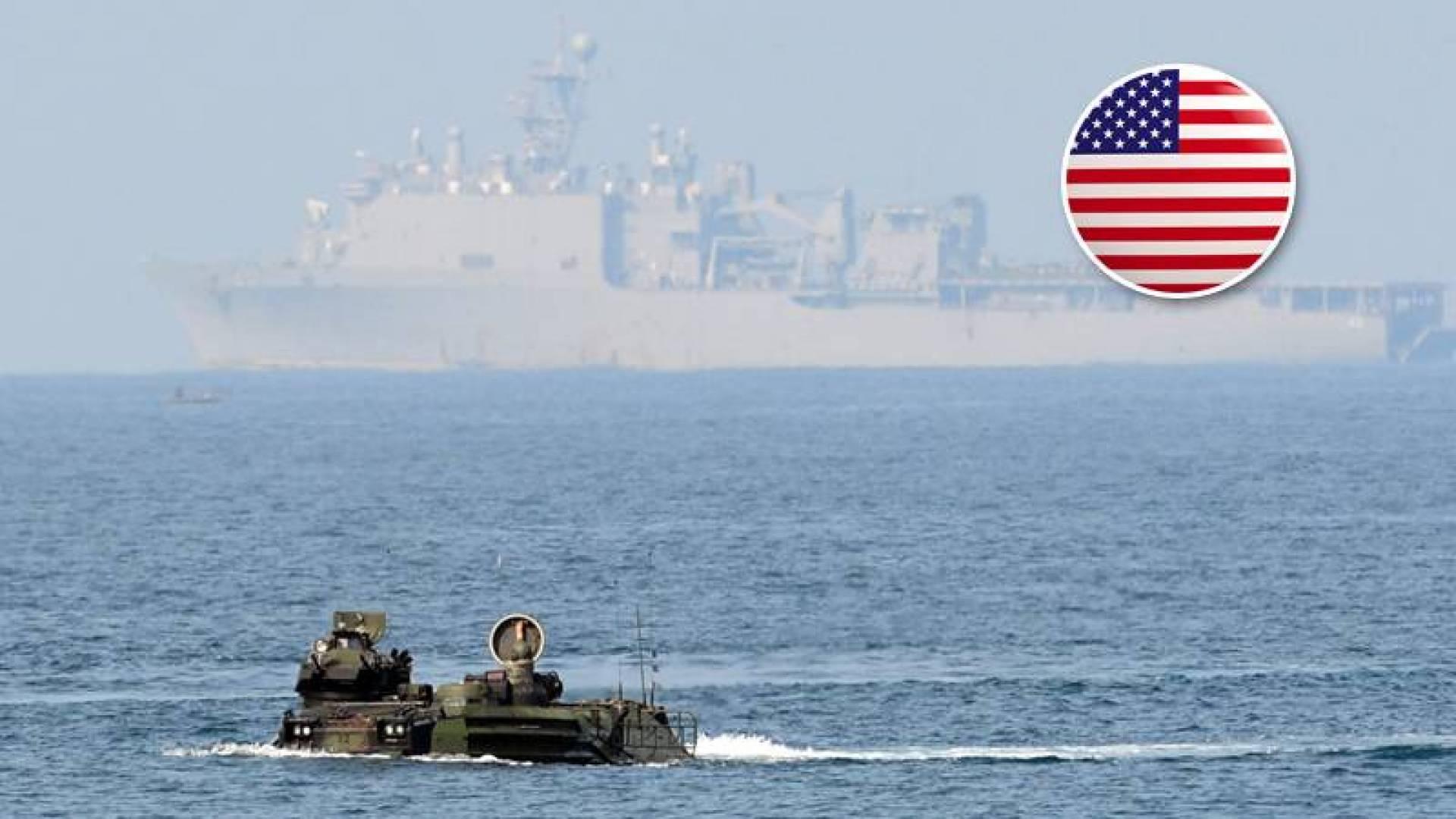 مقتل جندي من مشاة البحرية الأميركية والبحث جار عن 8 آخرين