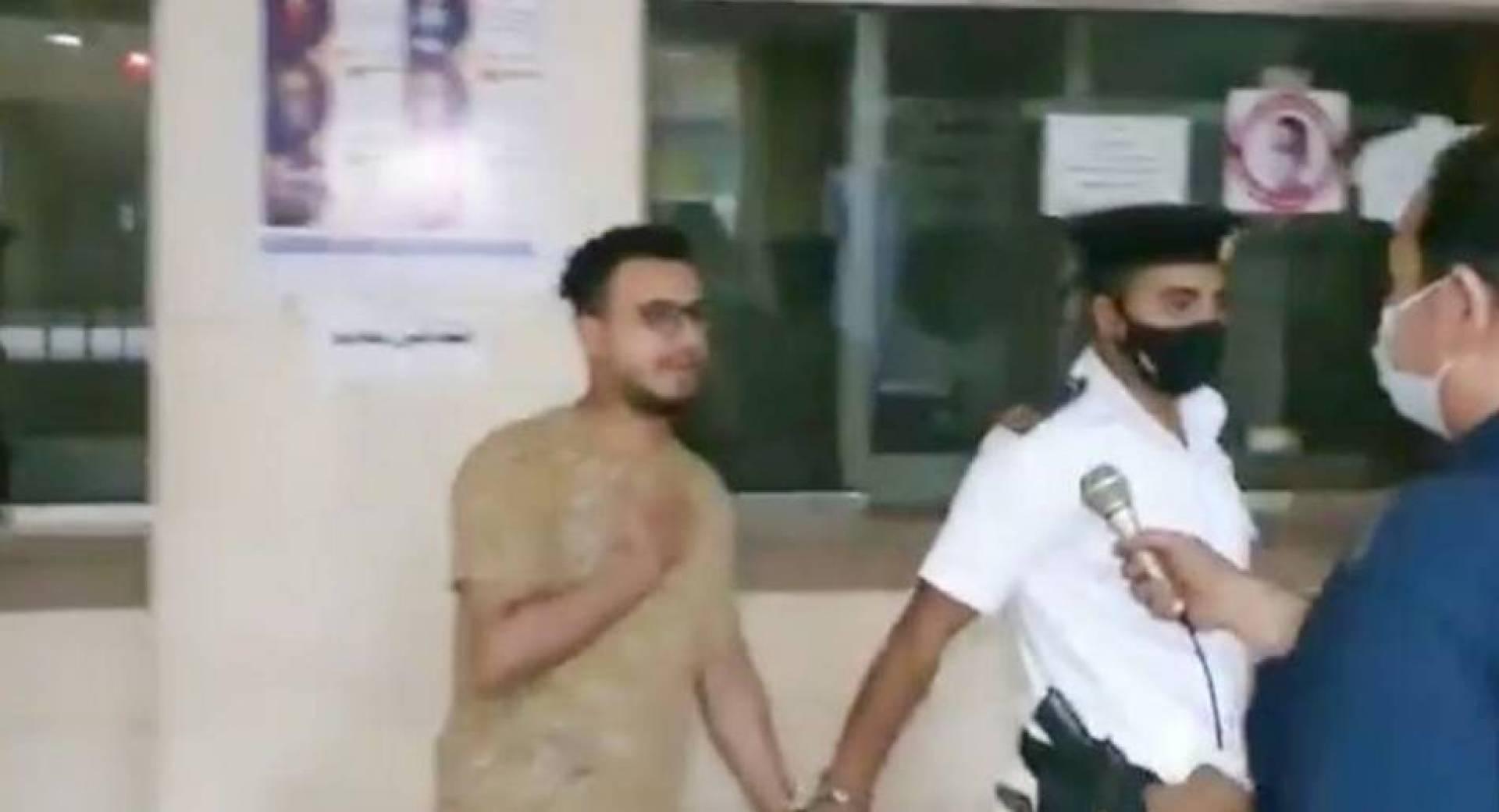 السلطات المصرية تلقي القبض على صاحب الفيديو التحريضي لحرق علم الكويت