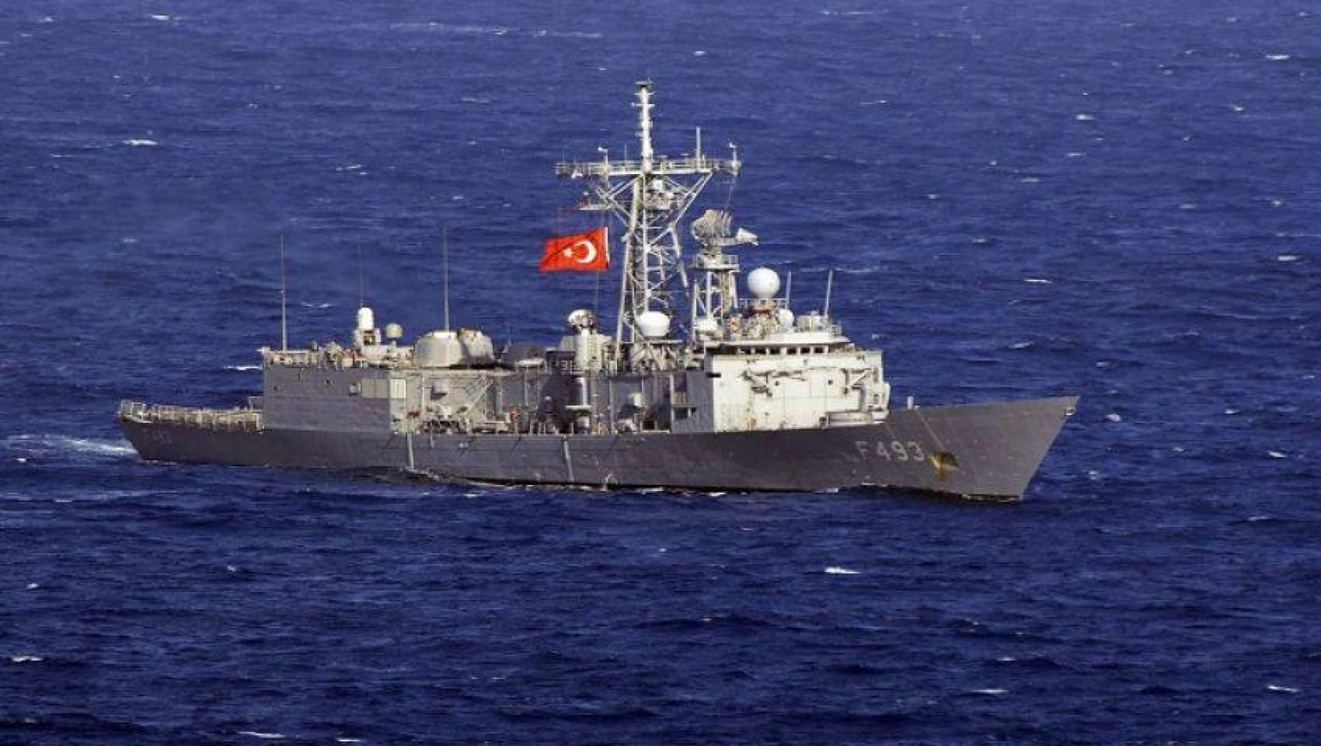مصر تعترض على نشاط بحري لسفينة تركية في مياهها الاقتصادية بالبحر المتوسط