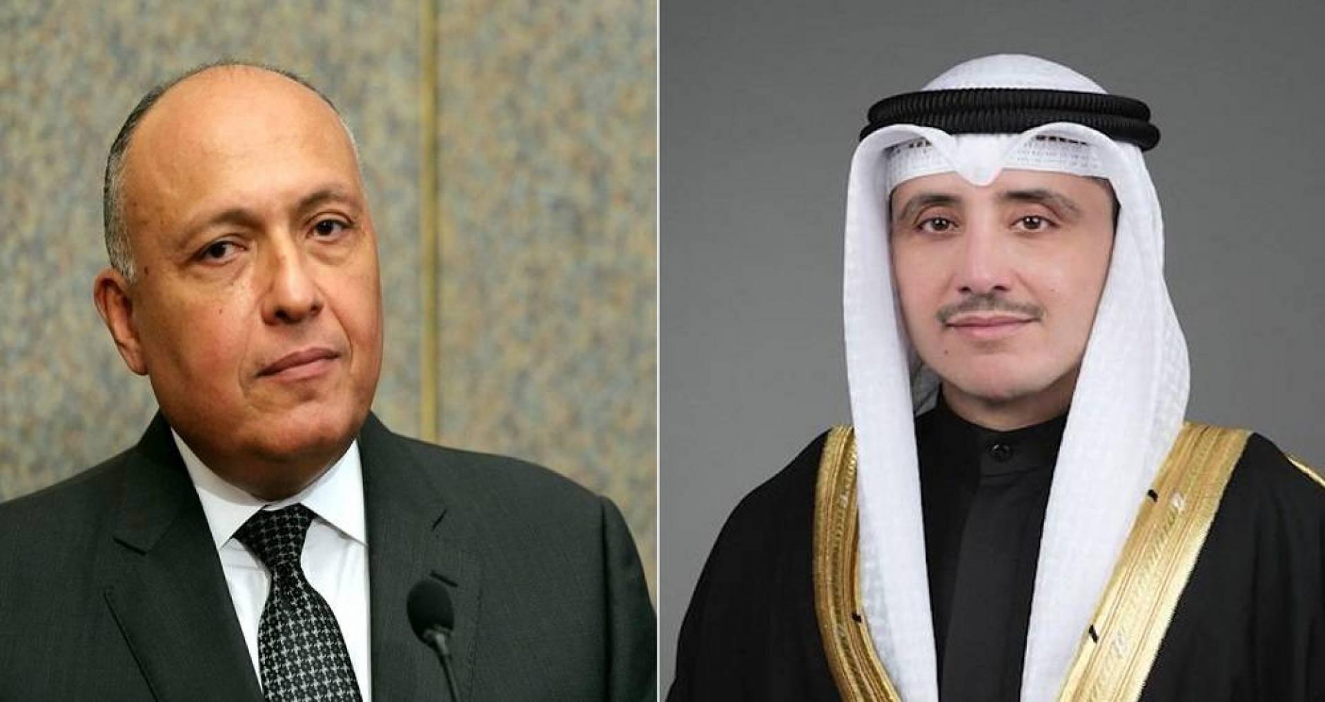 وكالة الأنباء المصرية: الكويت أكدت أن قرار وقف رحلات الطيران من مصر سيكون محل مراجعة