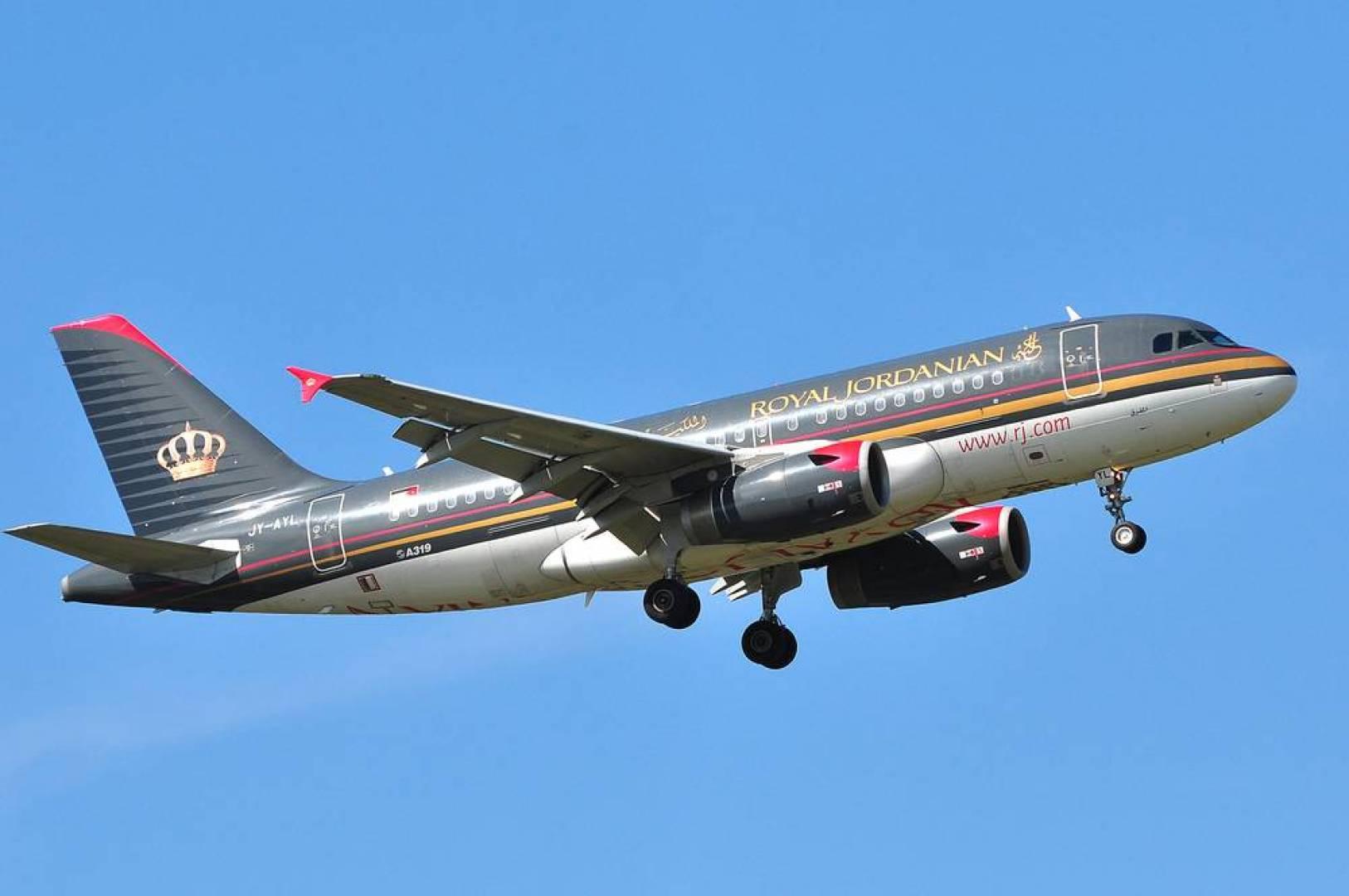 الخطوط الجوية الأردنية تستأنف رحلاتها السبت إلى 5 دول