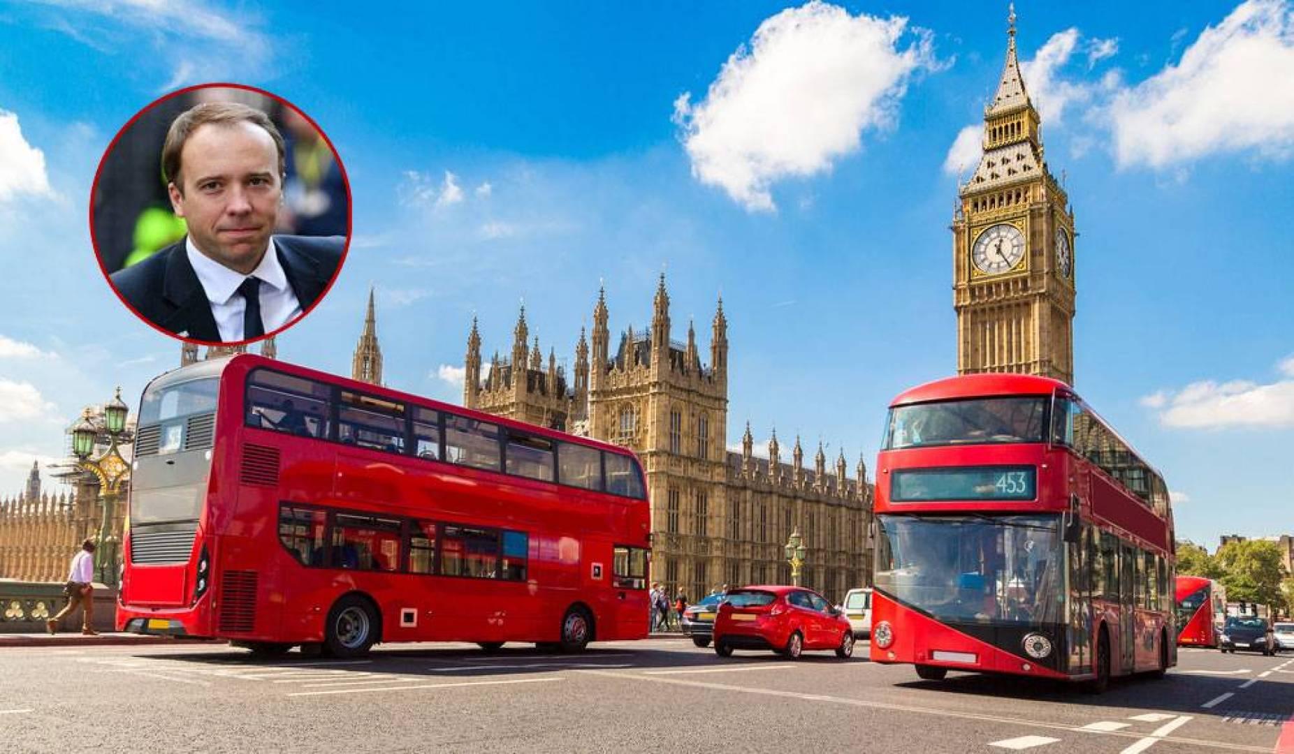 وزير الصحة البريطاني: قلقون من حدوث موجة ثانية من كورونا تضرب أوروبا