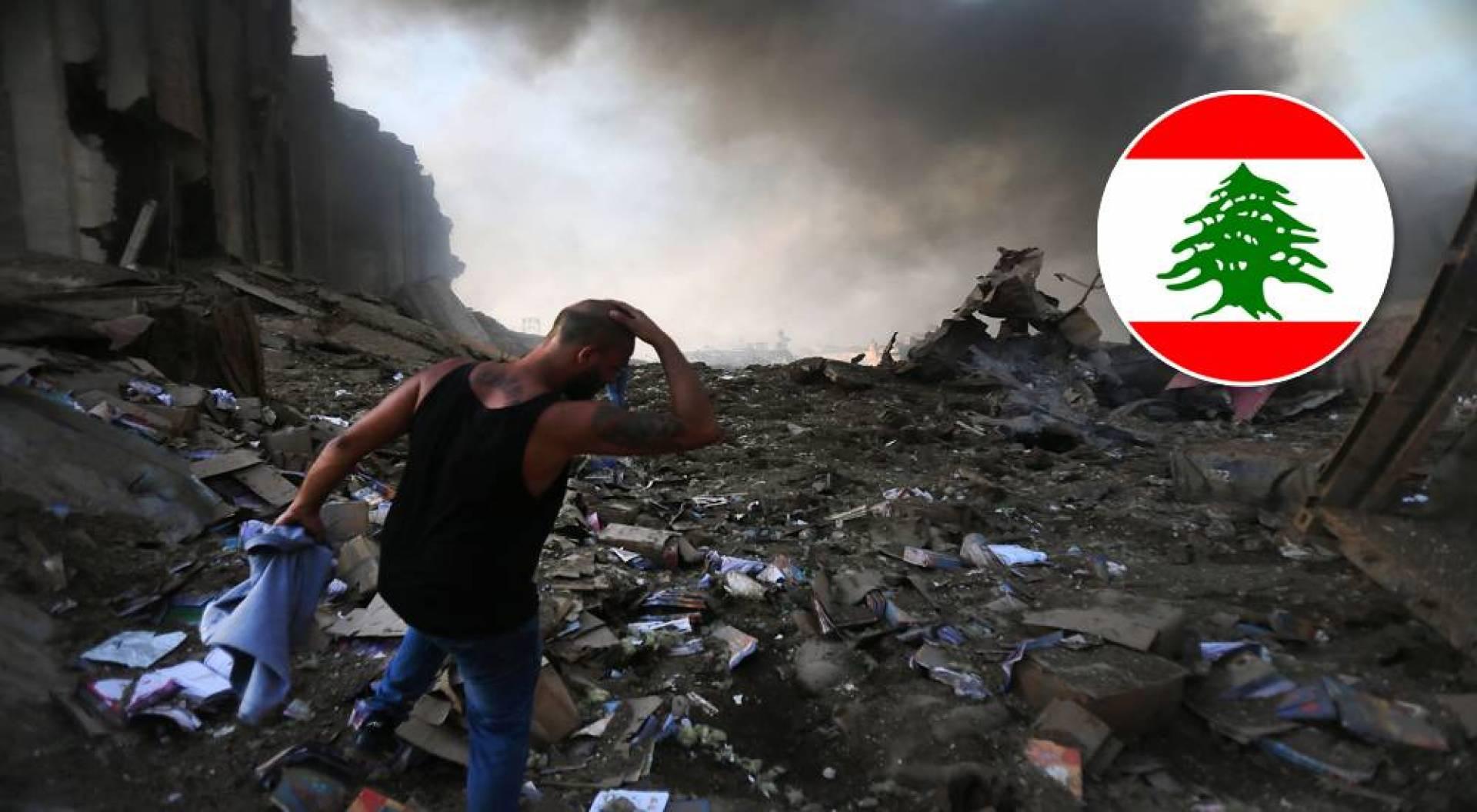 قصّة الانفجار في مرفأ بيروت