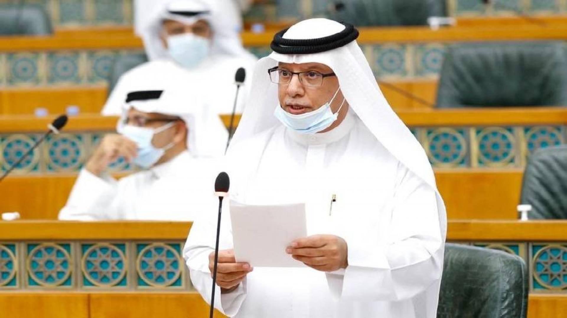 الوزير مبارك الحريص: تحقيقات النيابة بشأن الصندوق الماليزي جارية
