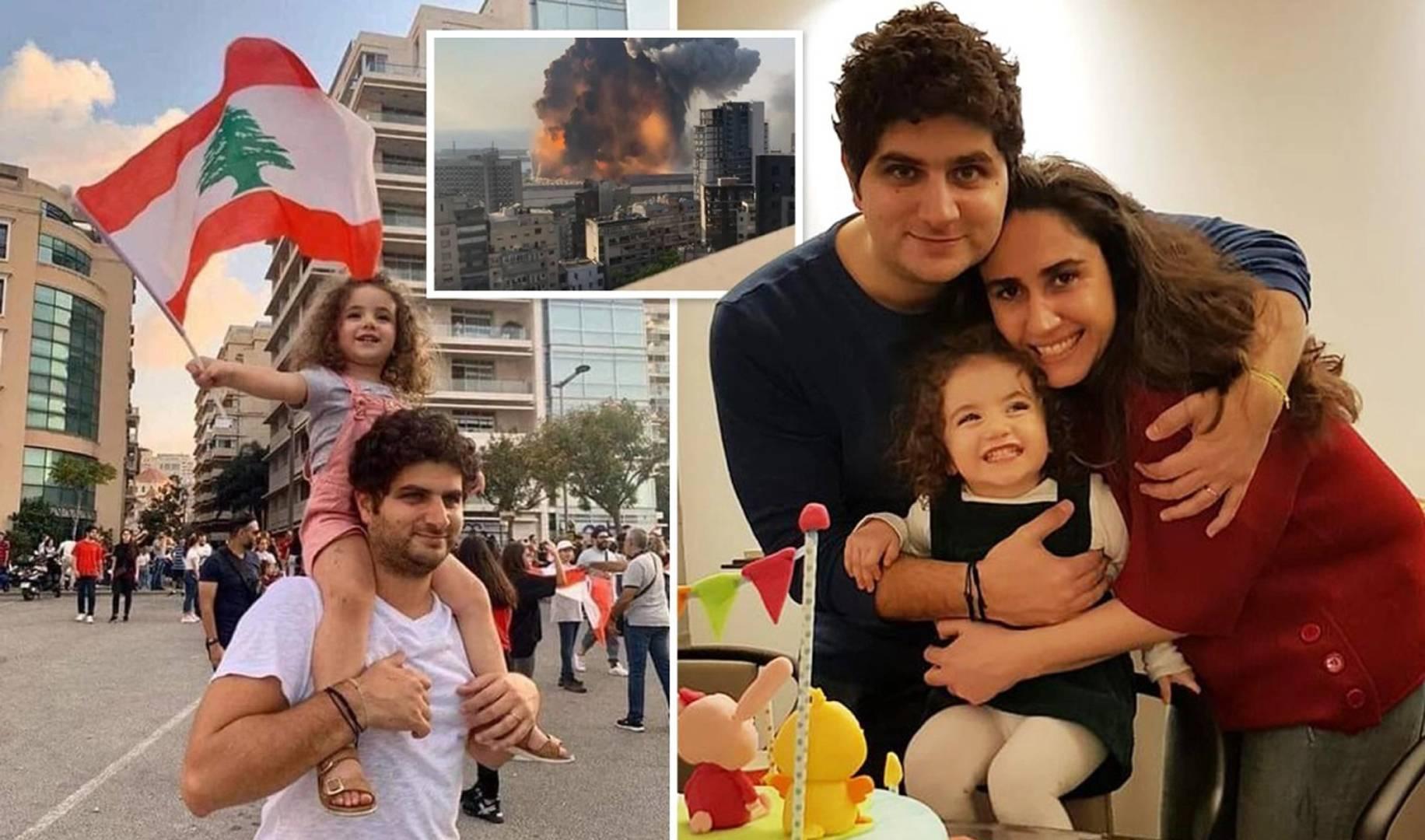 رحيل «فراشة بيروت».. أصغر ضحايا كارثة المرفأ