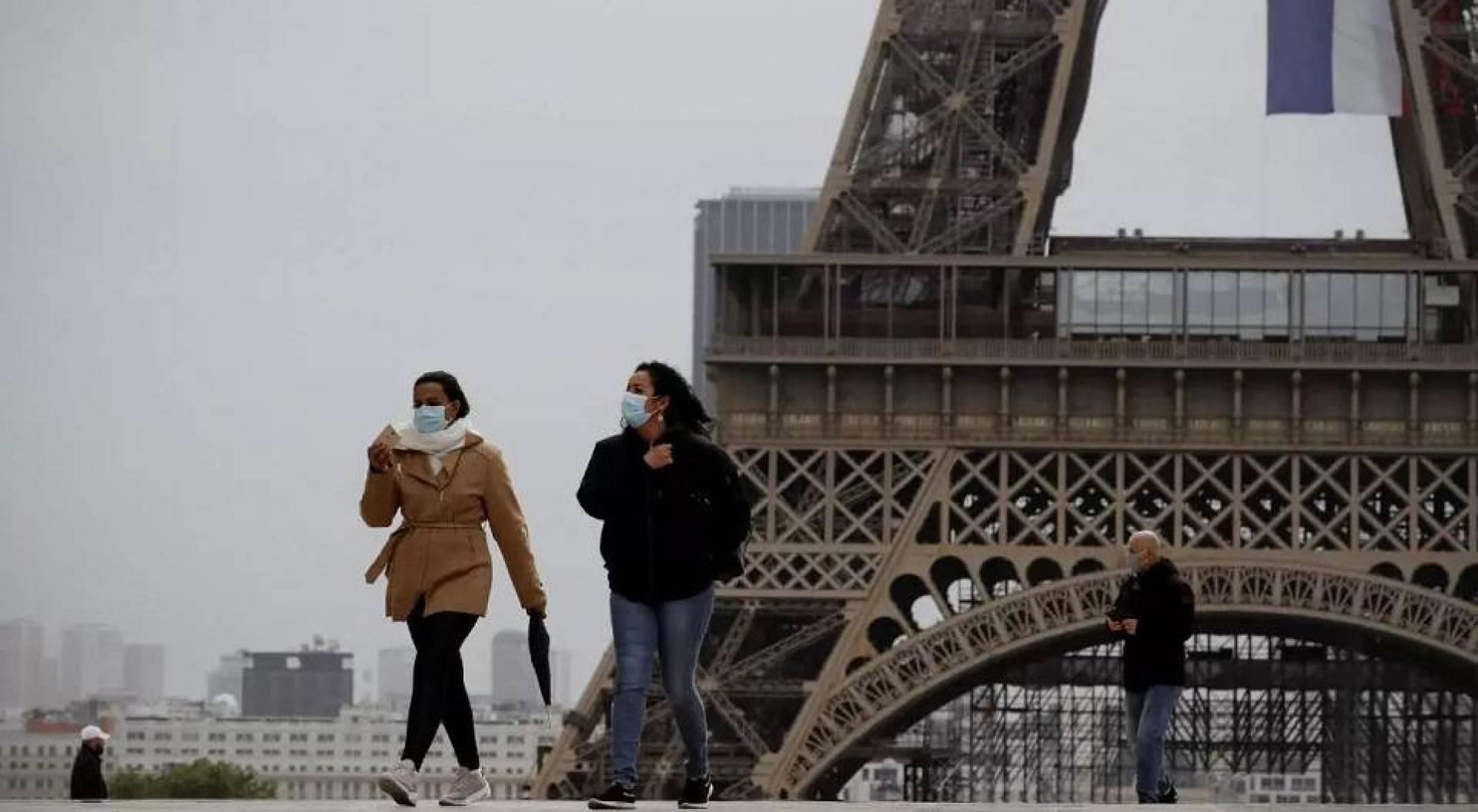 فرنسا تسجل أرقاما قياسية في أعداد الإصابات بـ «كورونا»