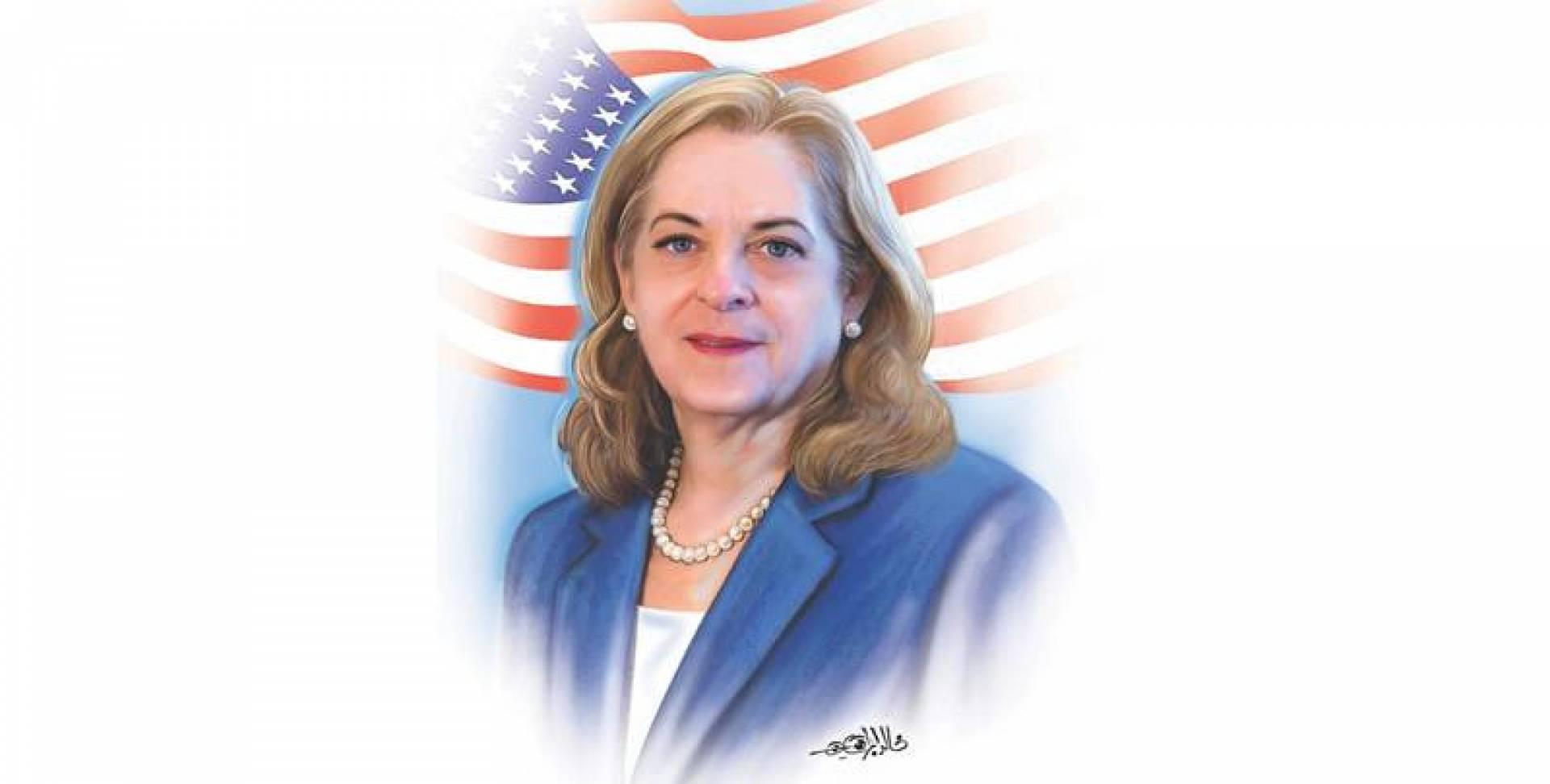 السفيرة الأميركية لـ«القبس»: تعاون أميركي ــ كويتي لمكافحة «غسل الأموال»