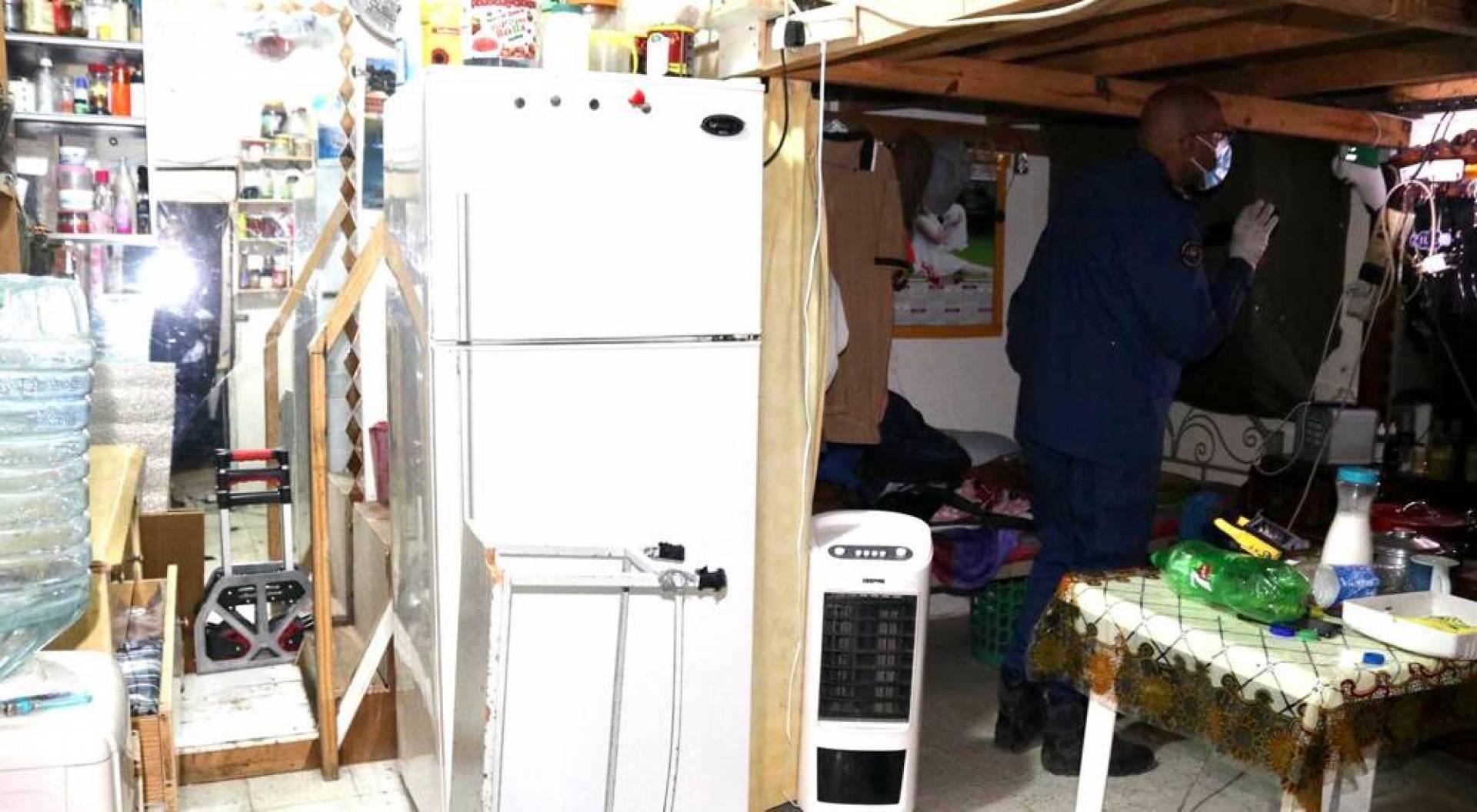 وفاة امرأة وإصابة شخص آخر باختناق شديد في شقة بمنطقة جليب الشيوخ
