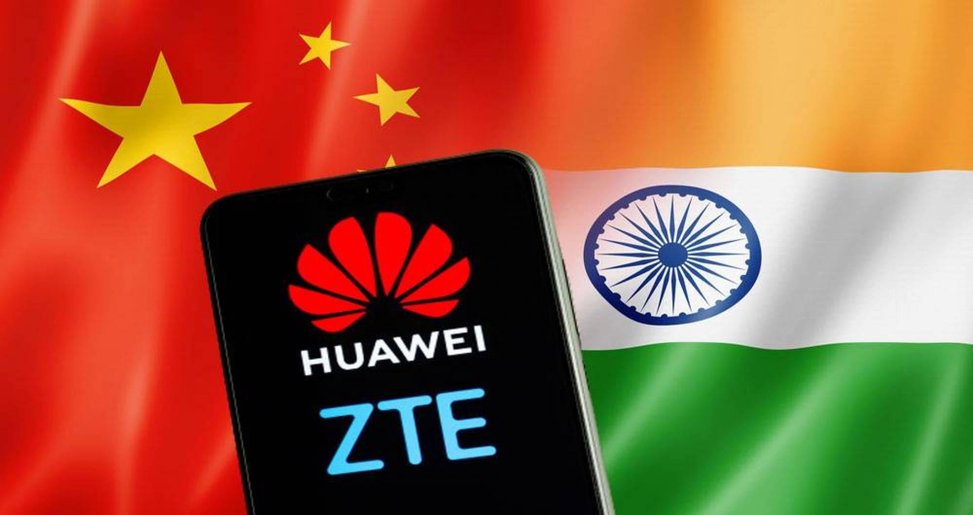 الهند تستبعد «هواوي» و«زد تي آي» من خطط الـ 5G