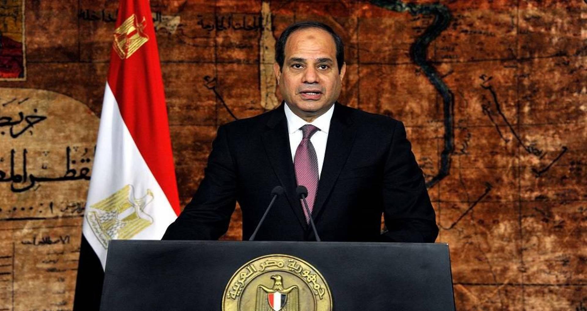 السيسي يثمّن اتفاق السلام بين الإمارات و إسرائيل ووقف ضمّ الأراضي الفلسطينية