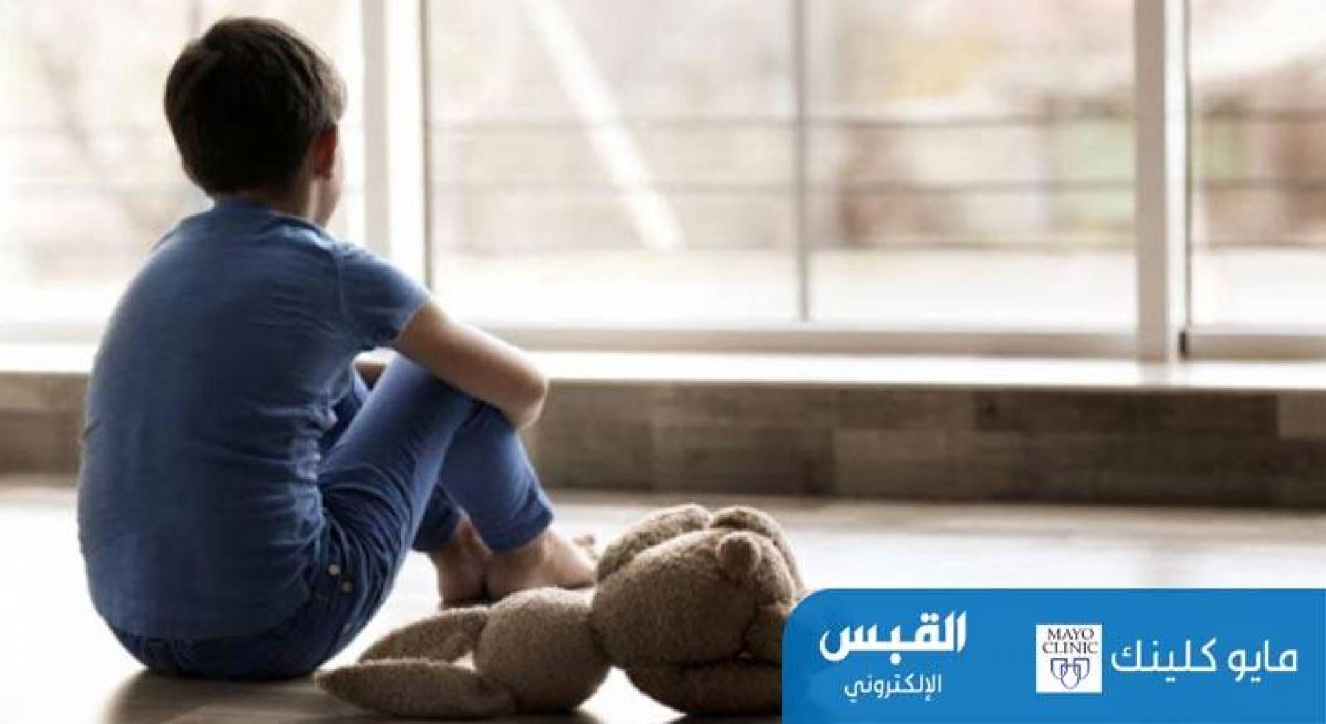 7 علامات تحذيرية للمرض العقلي لدى الأطفال